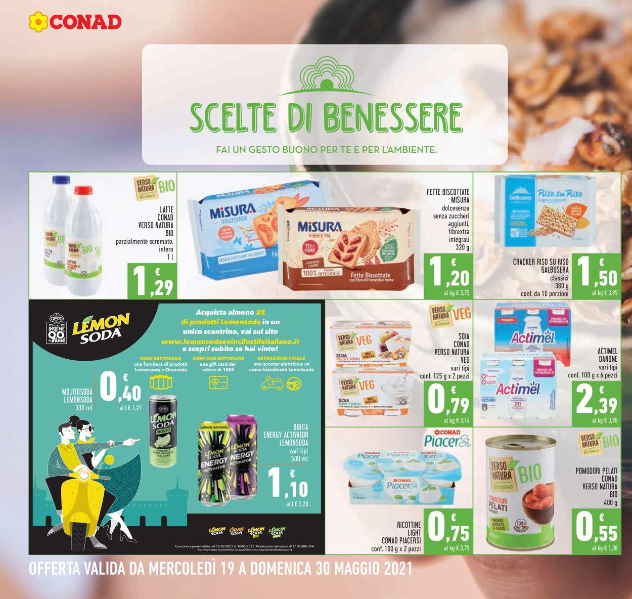 Volantino Conad - Offerte 19/05-30/05/2021 (Pagina 18)