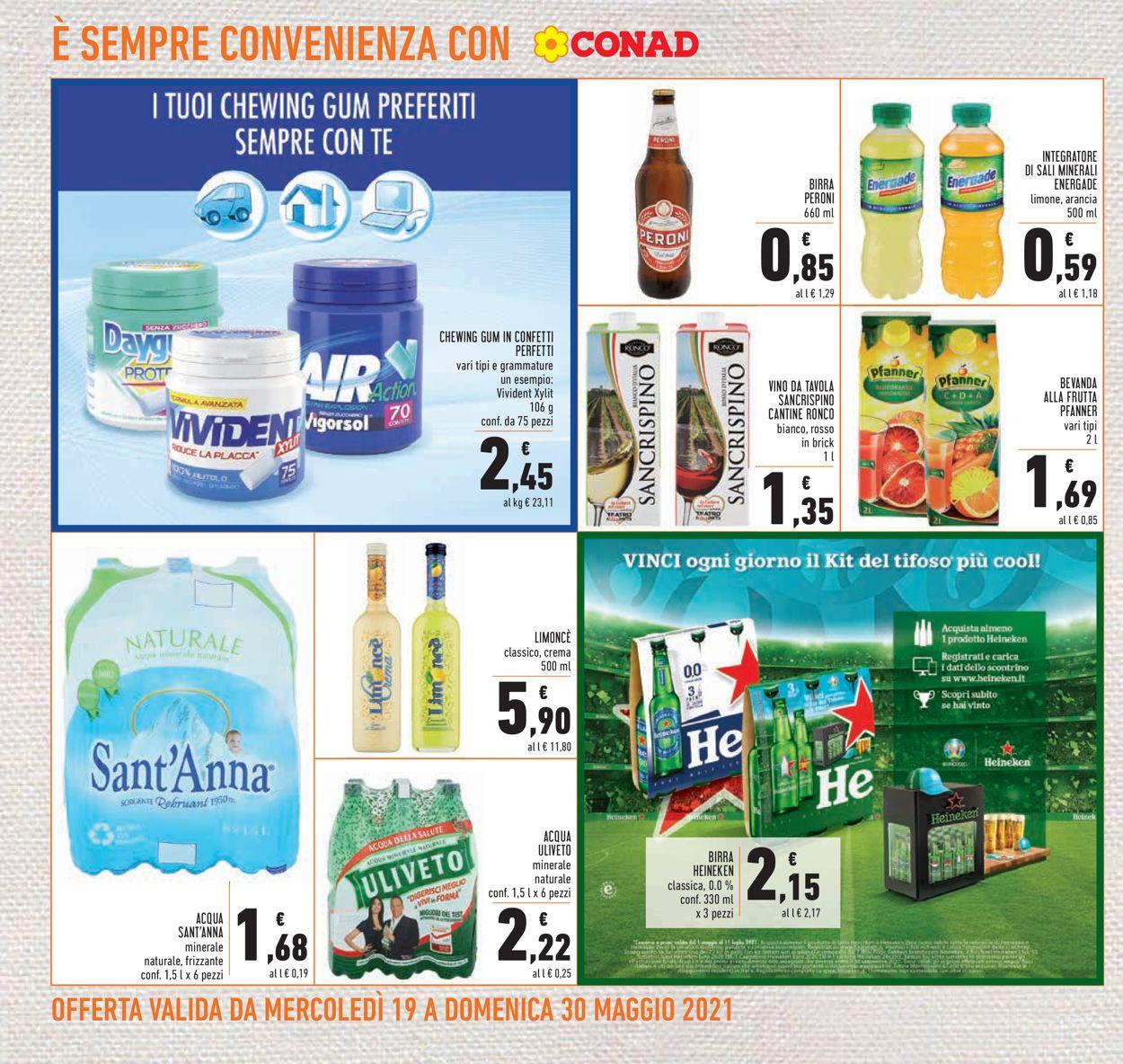 Volantino Conad - Offerte 19/05-30/05/2021 (Pagina 22)