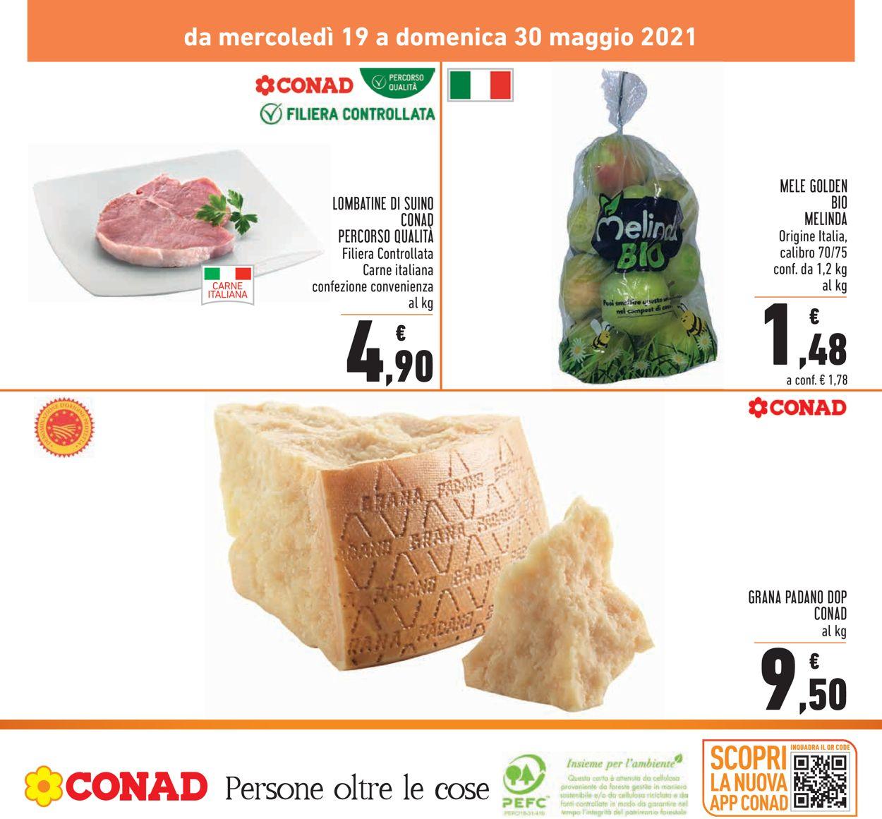 Volantino Conad - Offerte 19/05-30/05/2021 (Pagina 32)