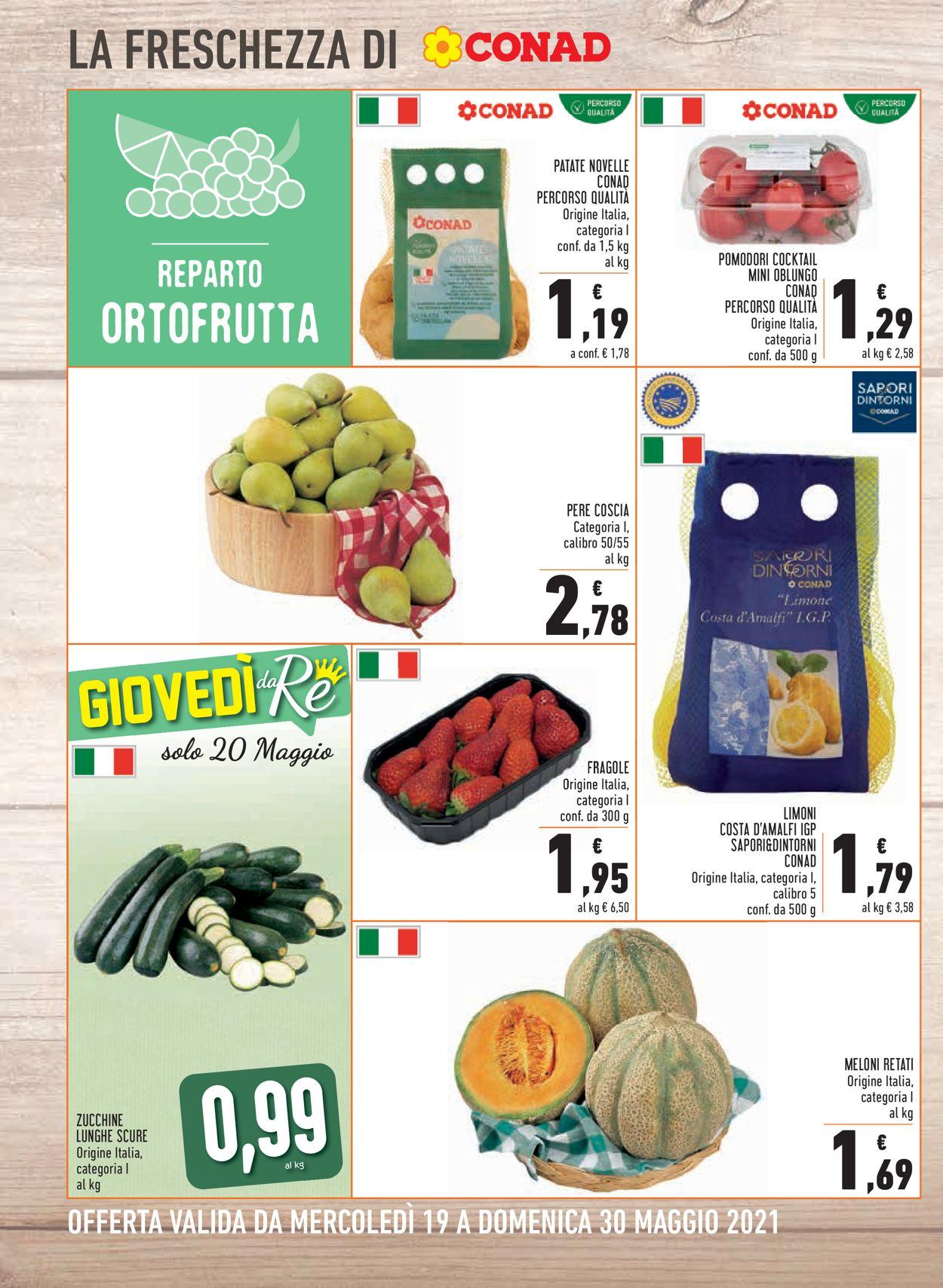 Volantino Conad - Offerte 19/05-30/05/2021 (Pagina 6)