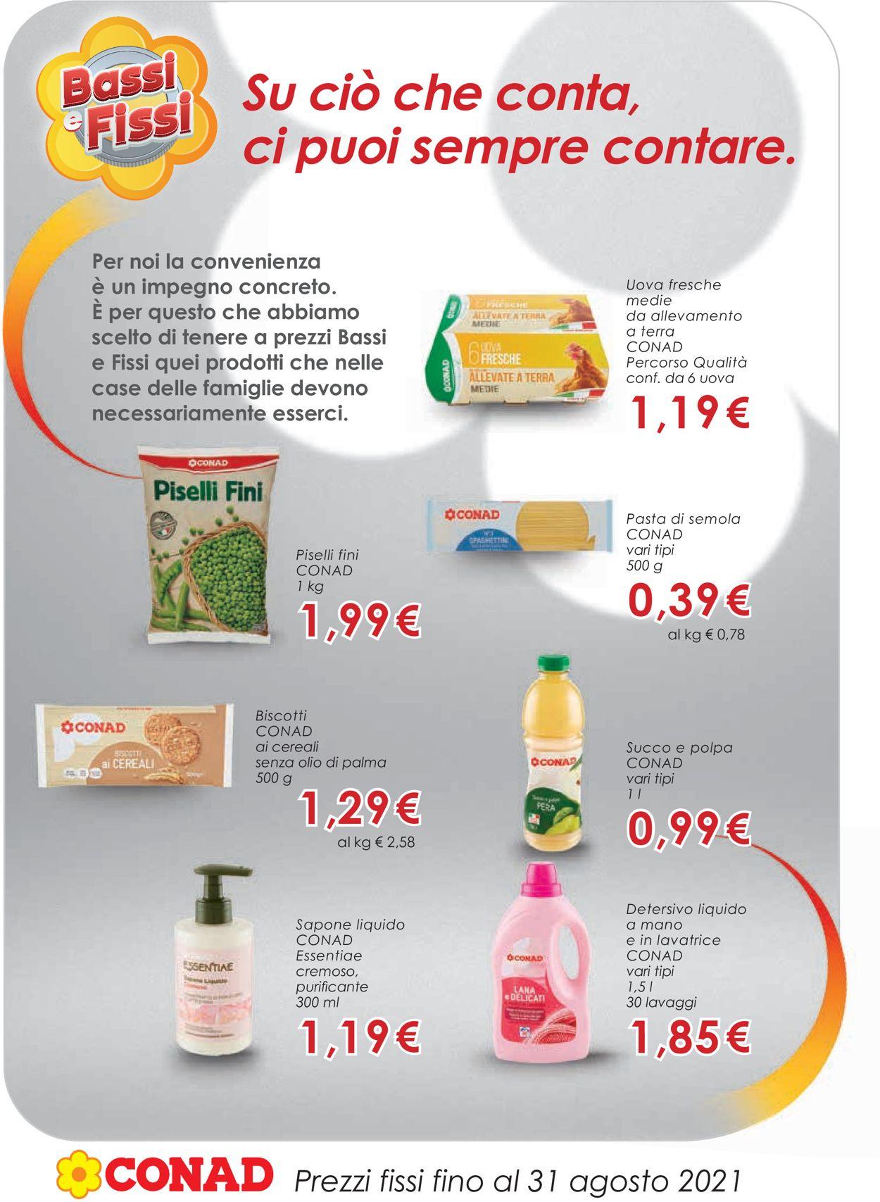 Volantino Conad - Offerte 20/05-02/06/2021 (Pagina 15)