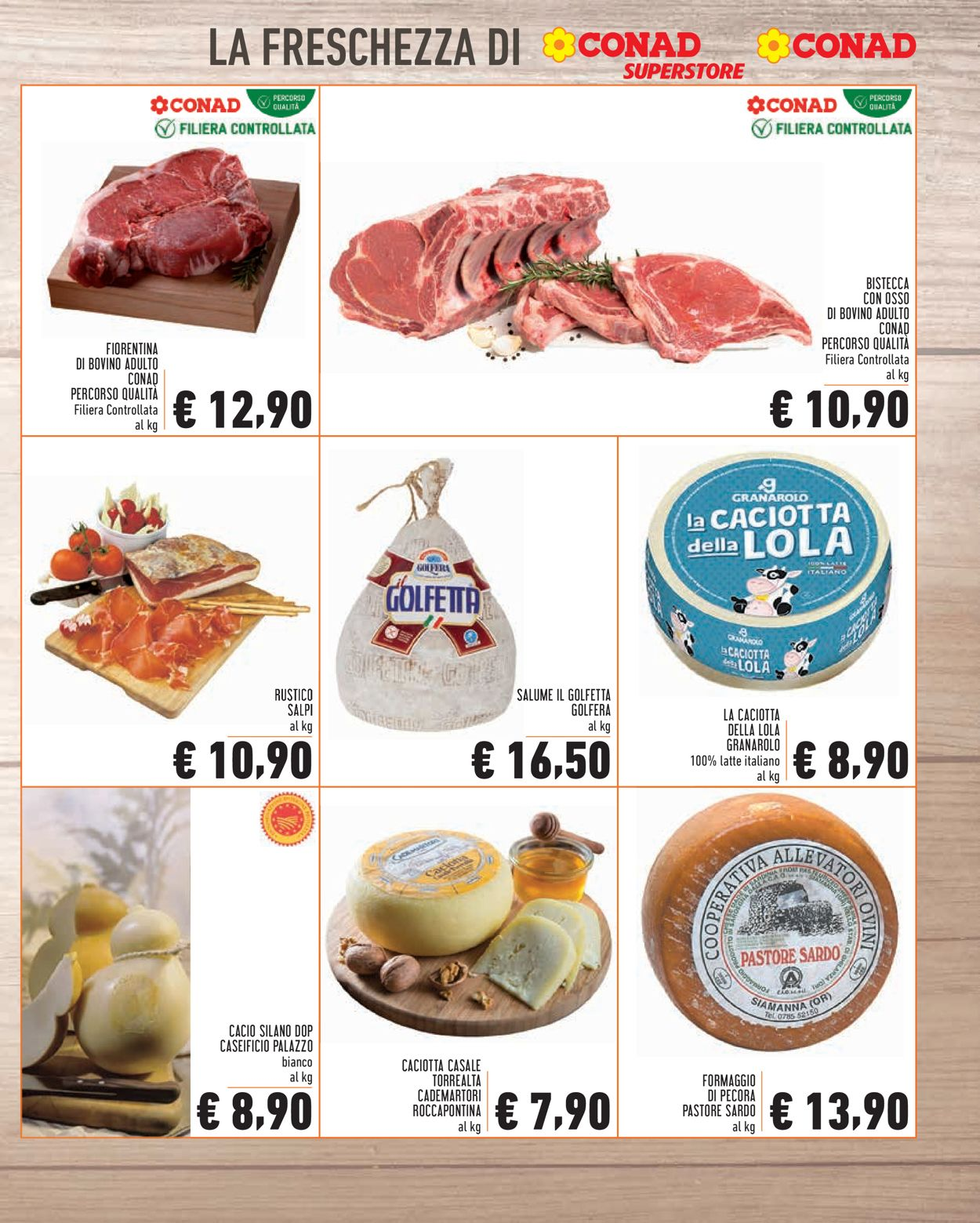 Volantino Conad - Offerte 26/05-02/06/2021 (Pagina 3)