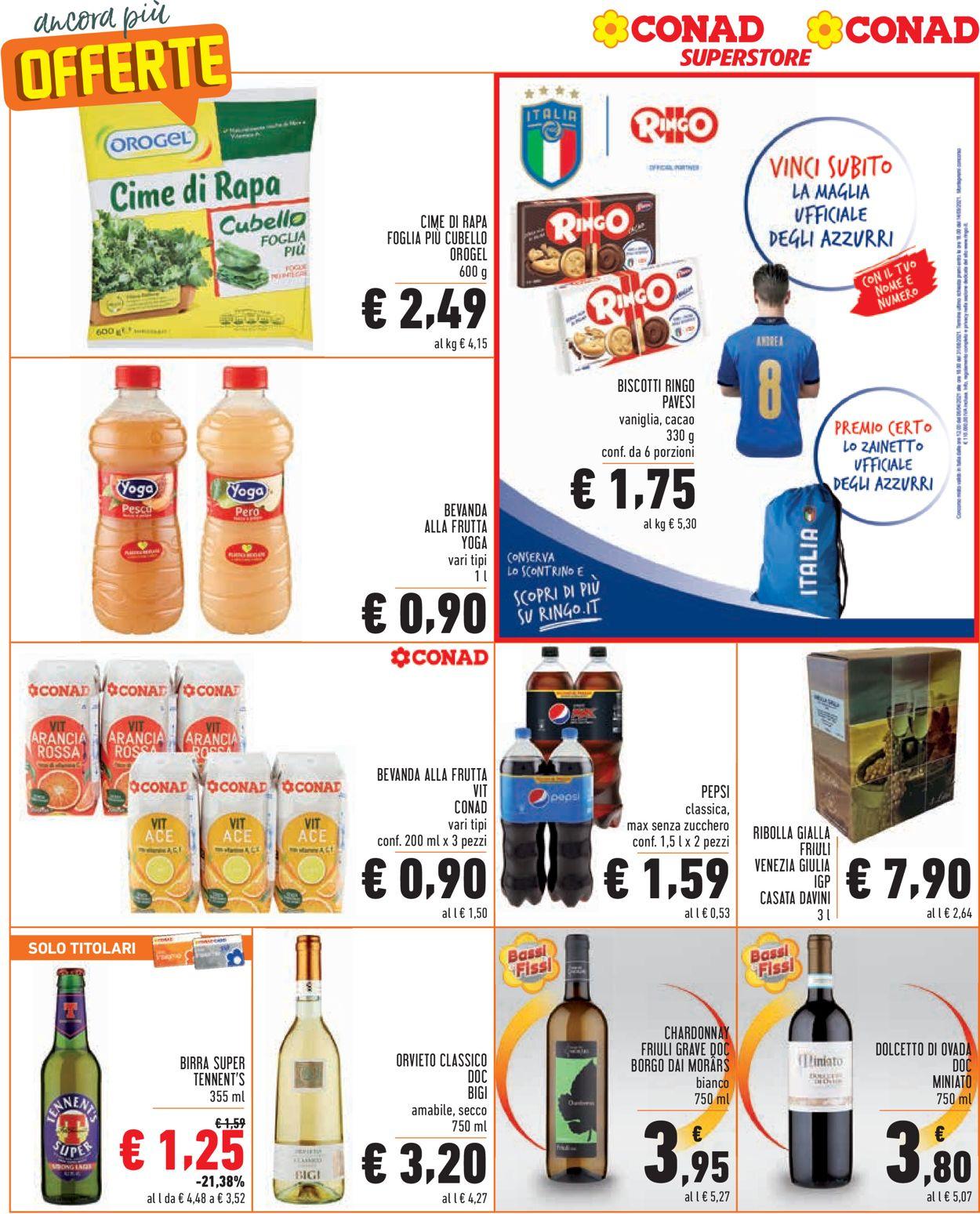 Volantino Conad - Offerte 26/05-02/06/2021 (Pagina 7)