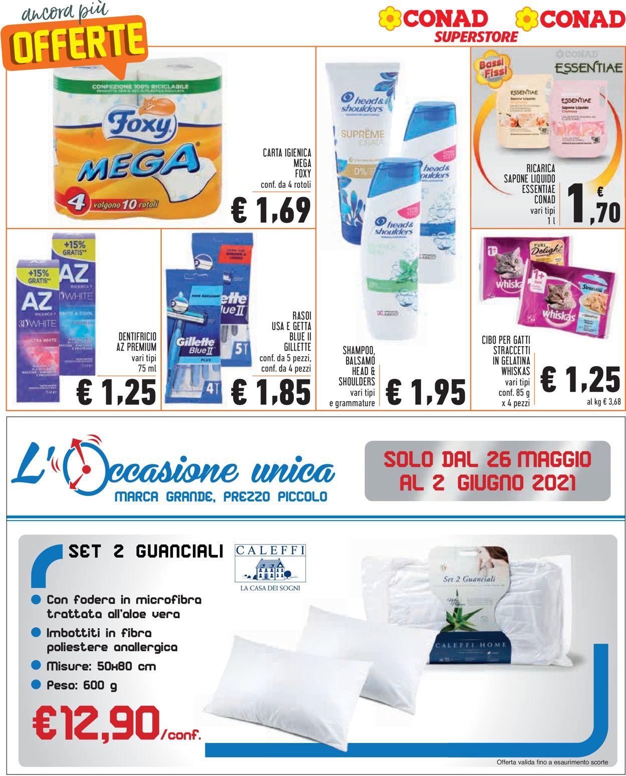 Volantino Conad - Offerte 26/05-02/06/2021 (Pagina 9)