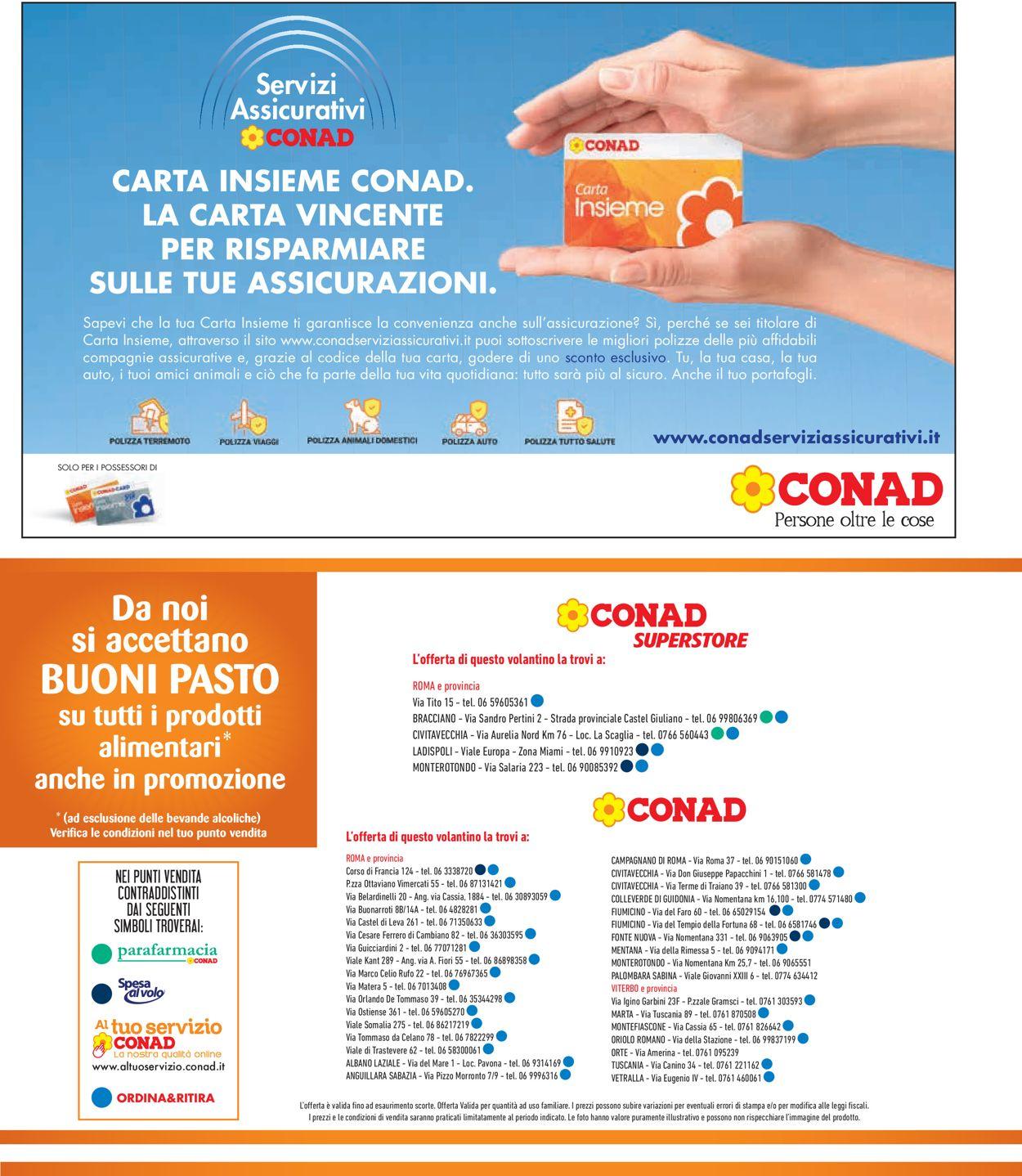 Volantino Conad - Offerte 26/05-02/06/2021 (Pagina 11)