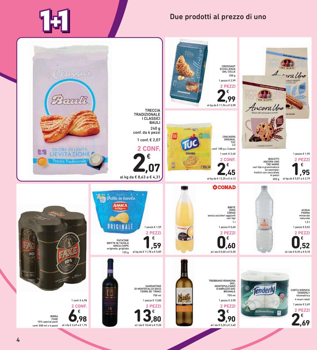 Volantino Conad - Offerte 28/05-08/06/2021 (Pagina 4)