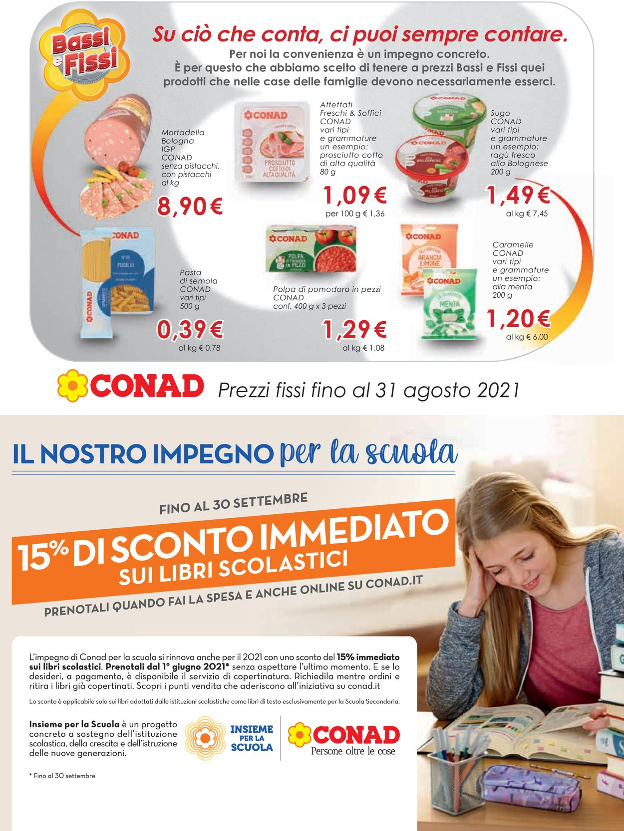 Volantino Conad - Offerte 02/06-13/06/2021 (Pagina 17)