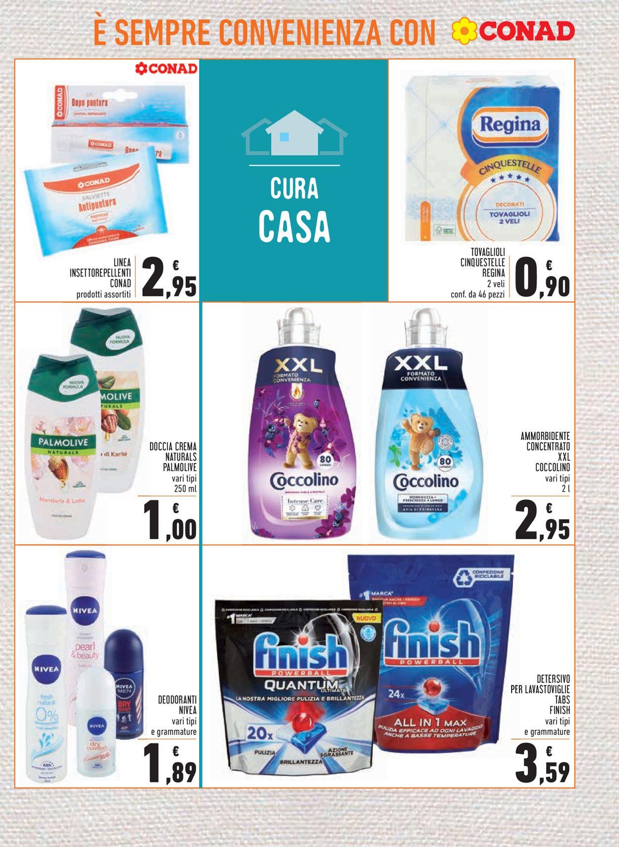 Volantino Conad - Offerte 02/06-13/06/2021 (Pagina 19)