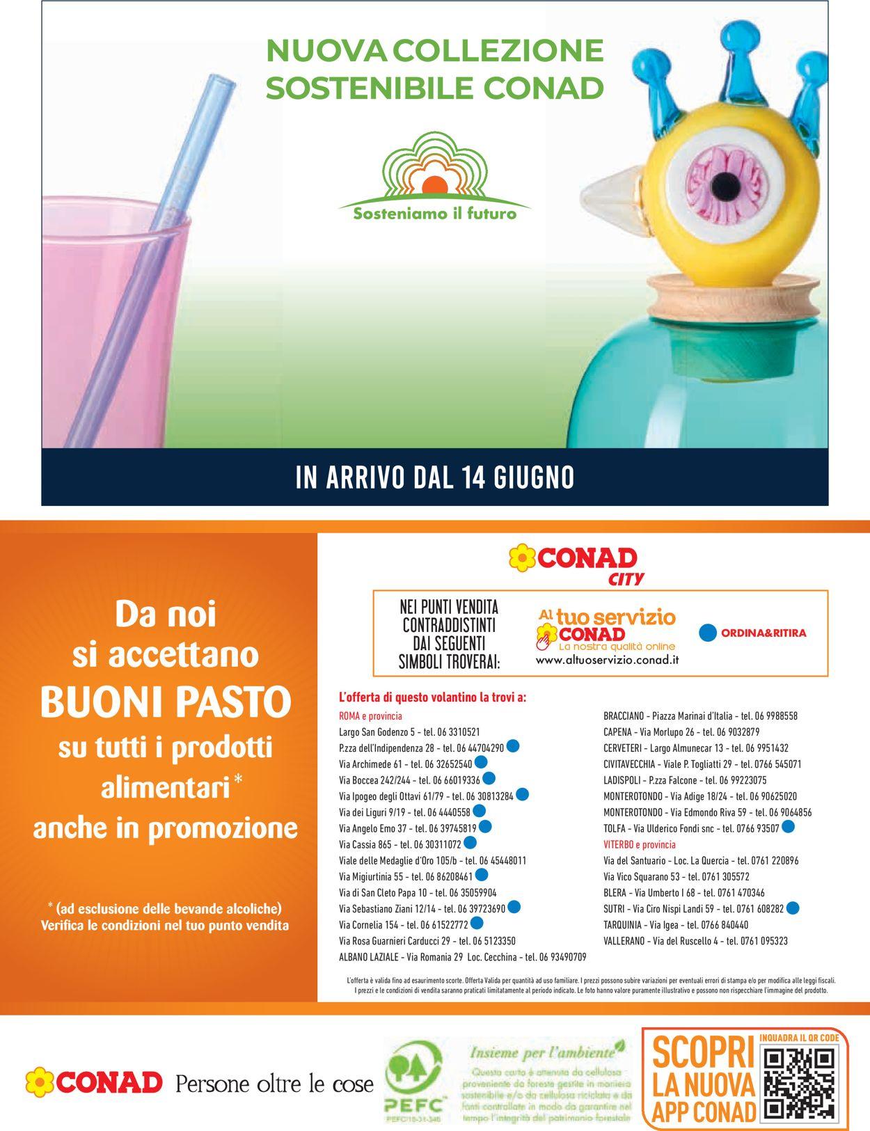 Volantino Conad - Offerte 02/06-13/06/2021 (Pagina 20)