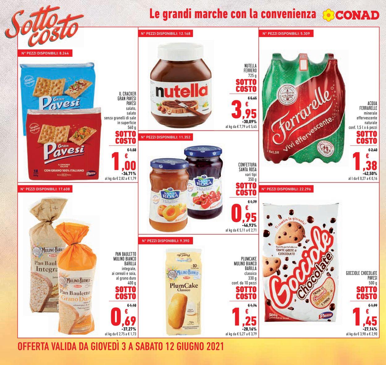 Volantino Conad - Offerte 03/06-12/06/2021 (Pagina 4)