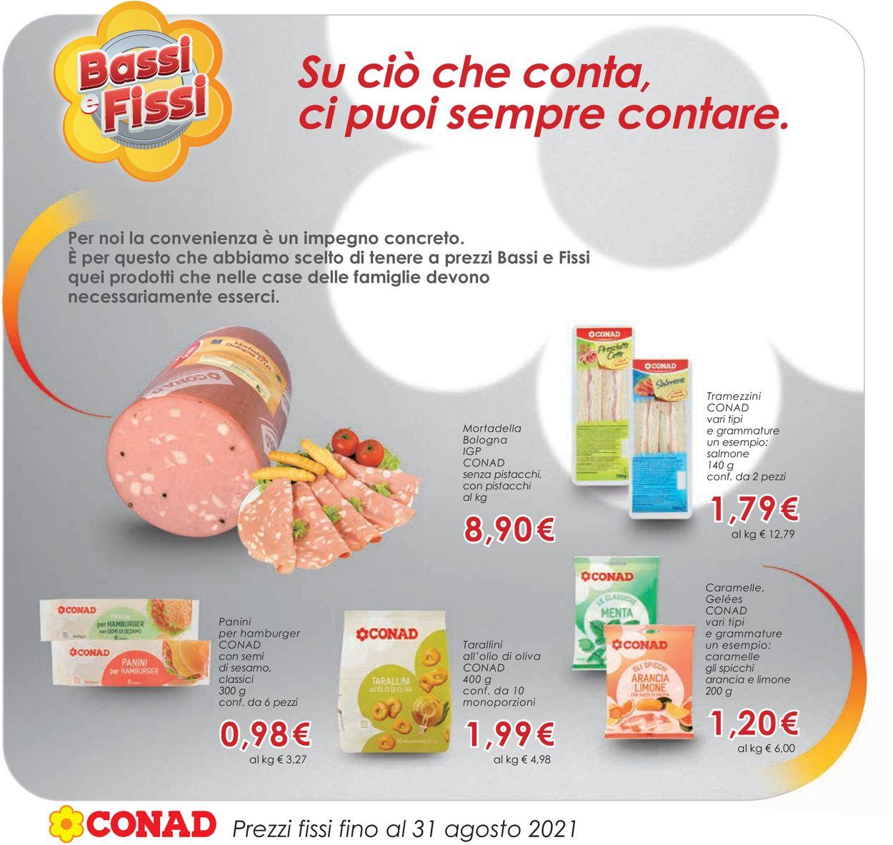 Volantino Conad - Offerte 03/06-12/06/2021 (Pagina 11)