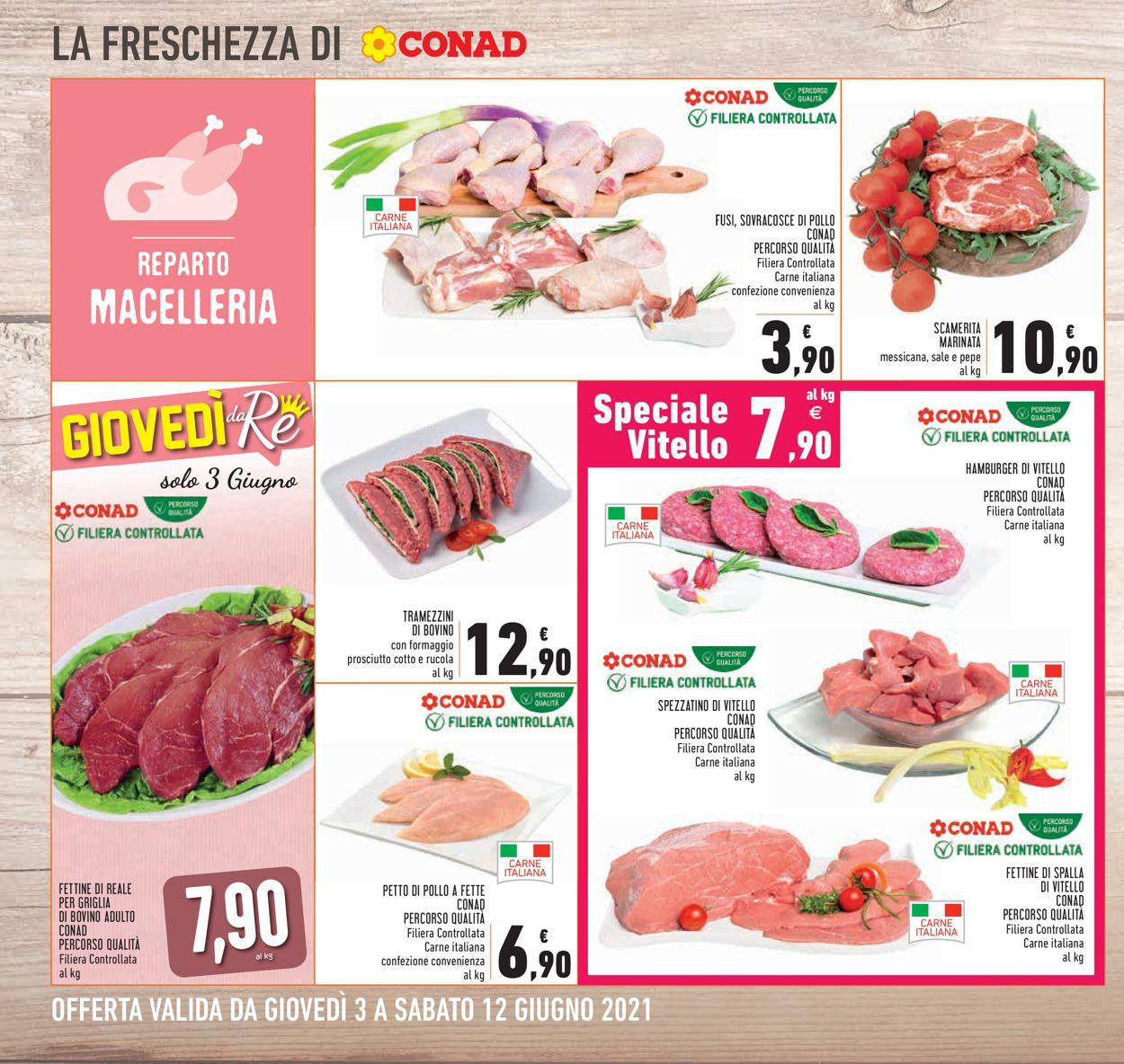 Volantino Conad - Offerte 03/06-12/06/2021 (Pagina 12)