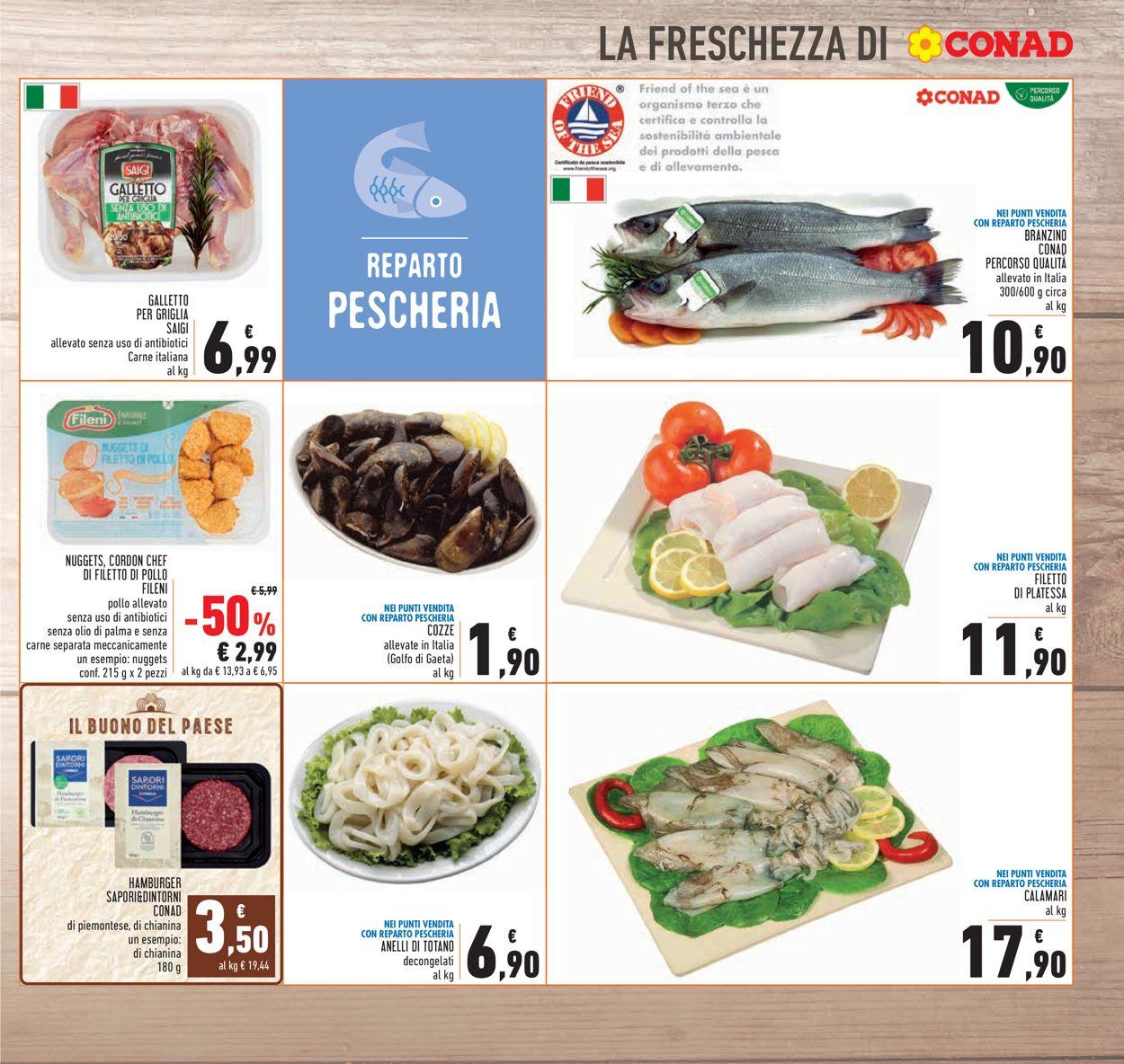 Volantino Conad - Offerte 03/06-12/06/2021 (Pagina 13)