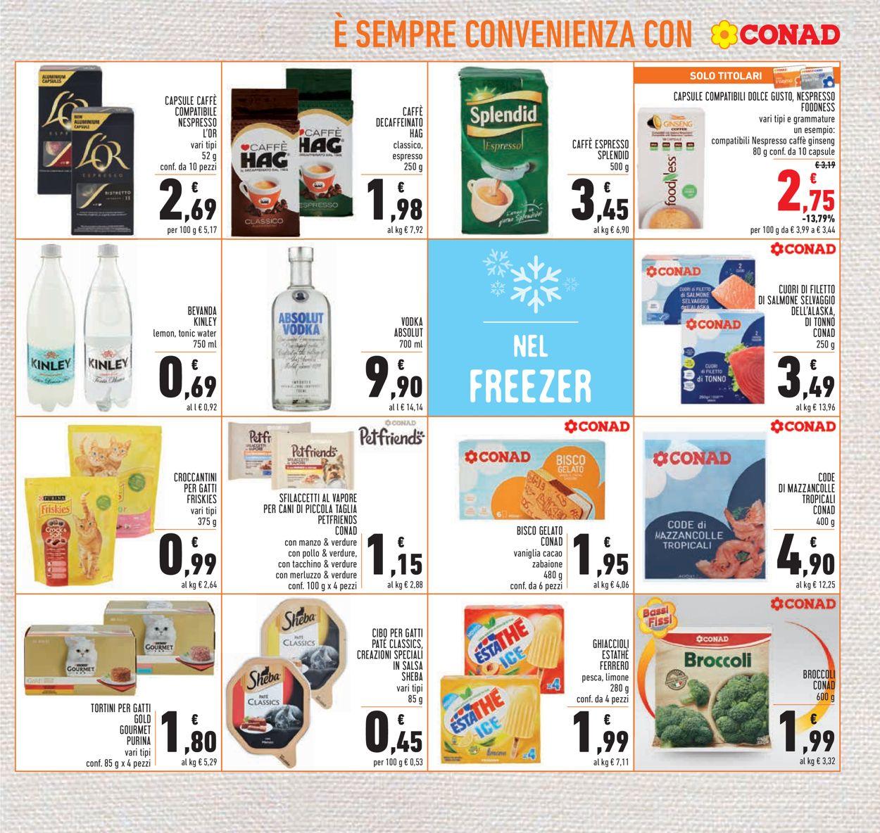 Volantino Conad - Offerte 03/06-12/06/2021 (Pagina 23)