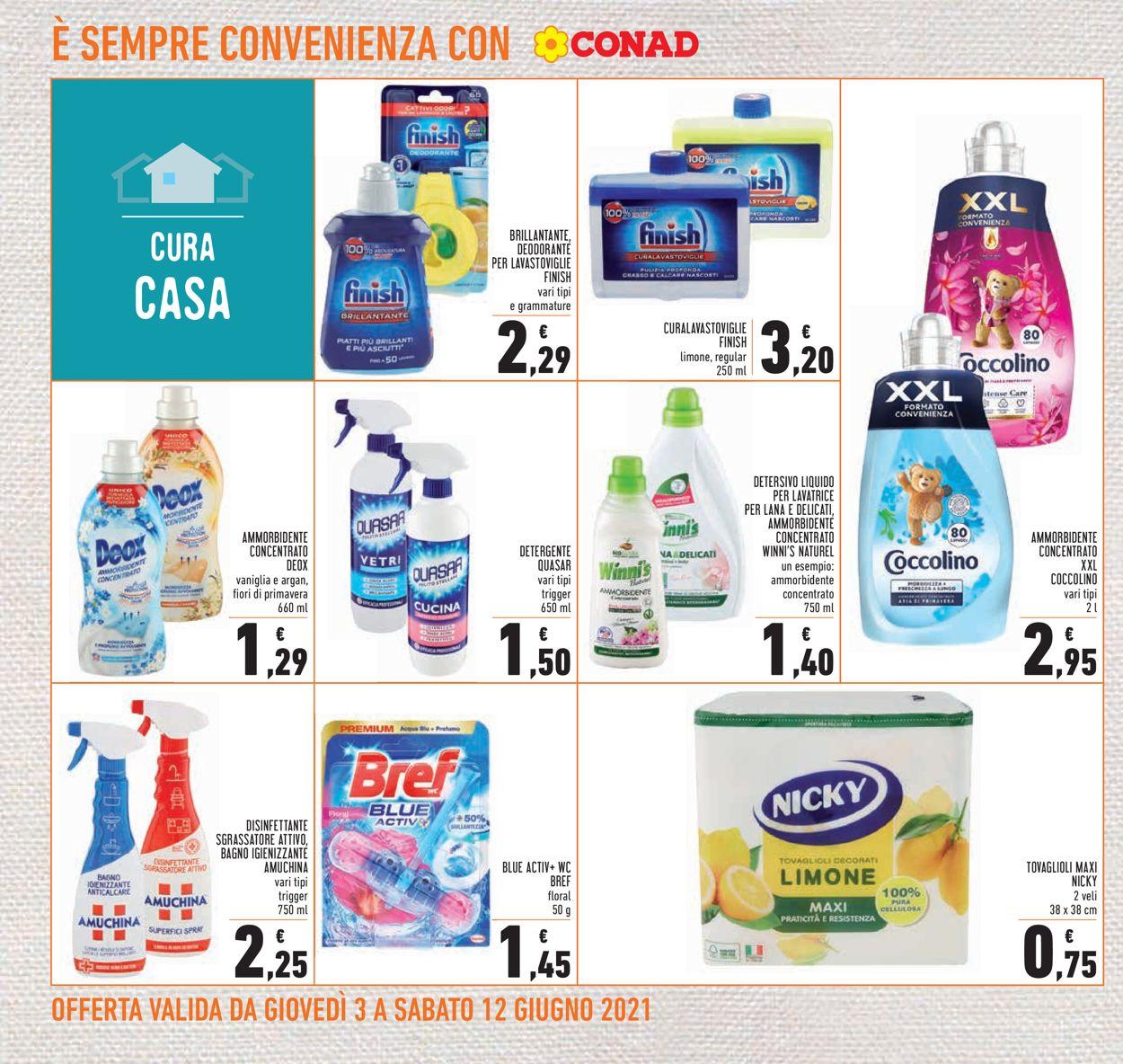 Volantino Conad - Offerte 03/06-12/06/2021 (Pagina 24)