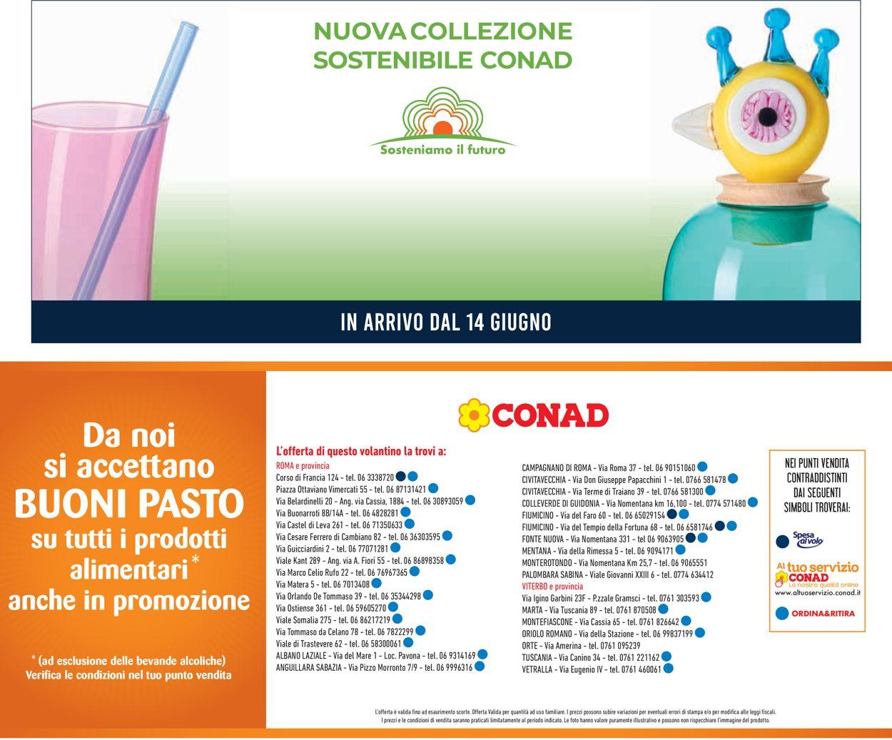 Volantino Conad - Offerte 03/06-12/06/2021 (Pagina 27)