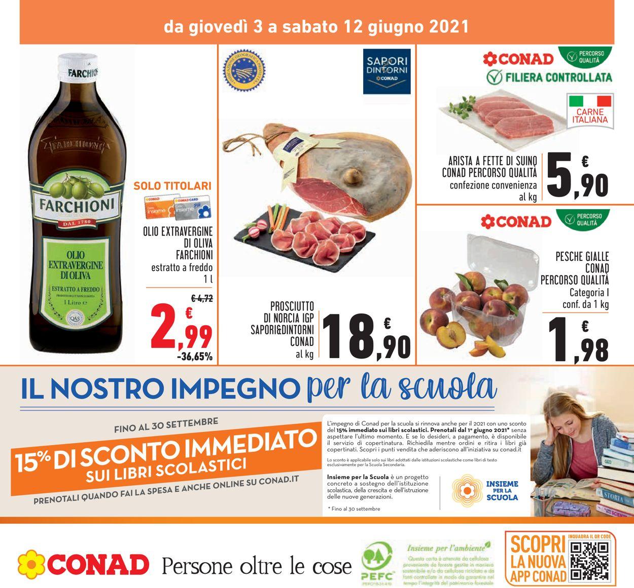 Volantino Conad - Offerte 03/06-12/06/2021 (Pagina 28)
