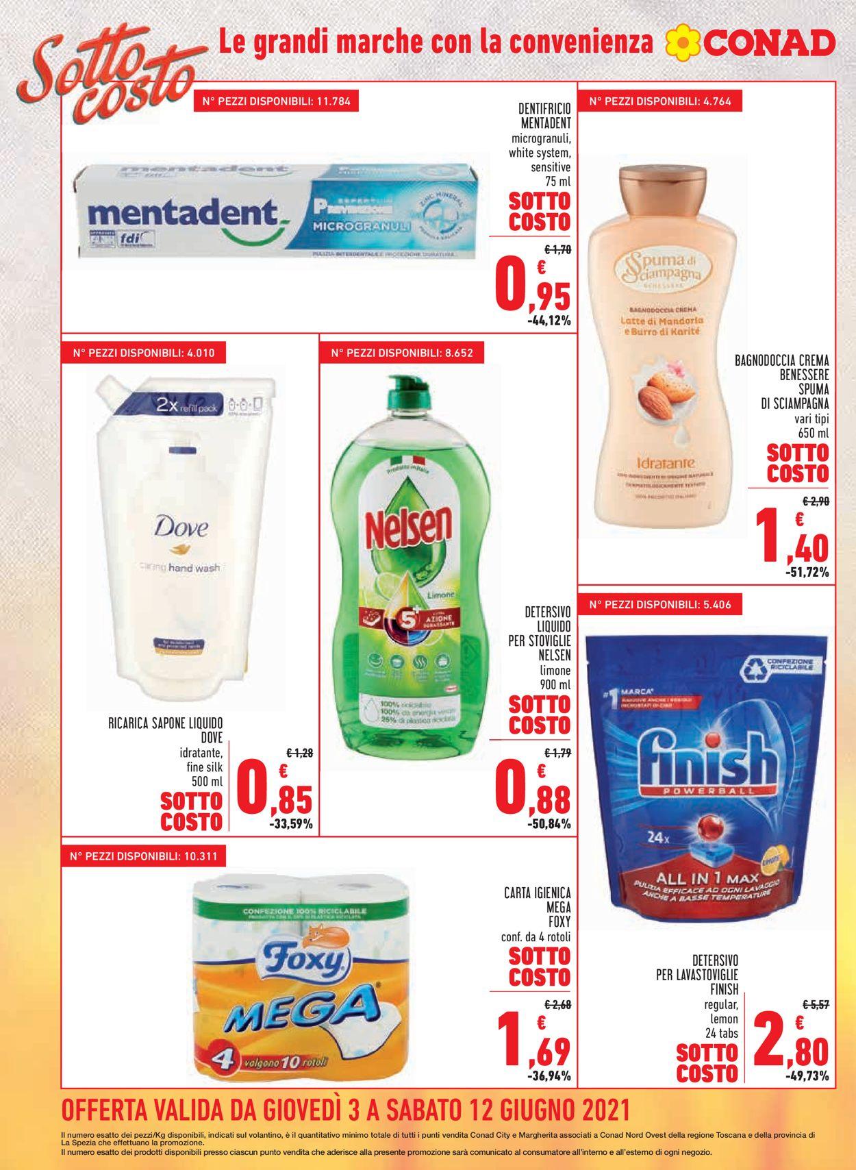 Volantino Conad - Offerte 03/06-16/06/2021 (Pagina 6)
