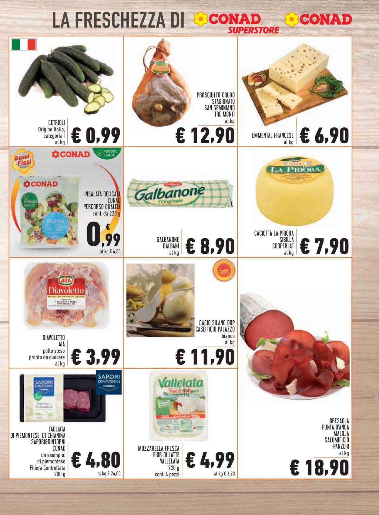 Volantino Conad - Offerte 09/06-15/06/2021 (Pagina 3)