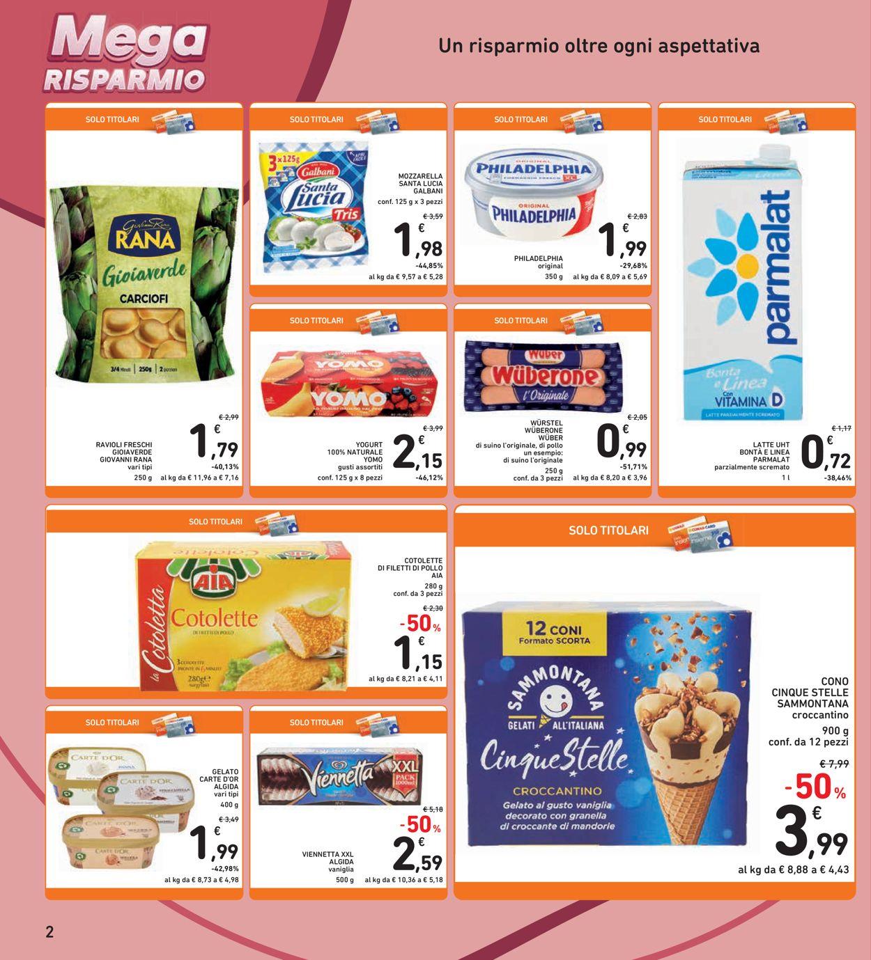 Volantino Conad - Offerte 09/06-20/06/2021 (Pagina 2)