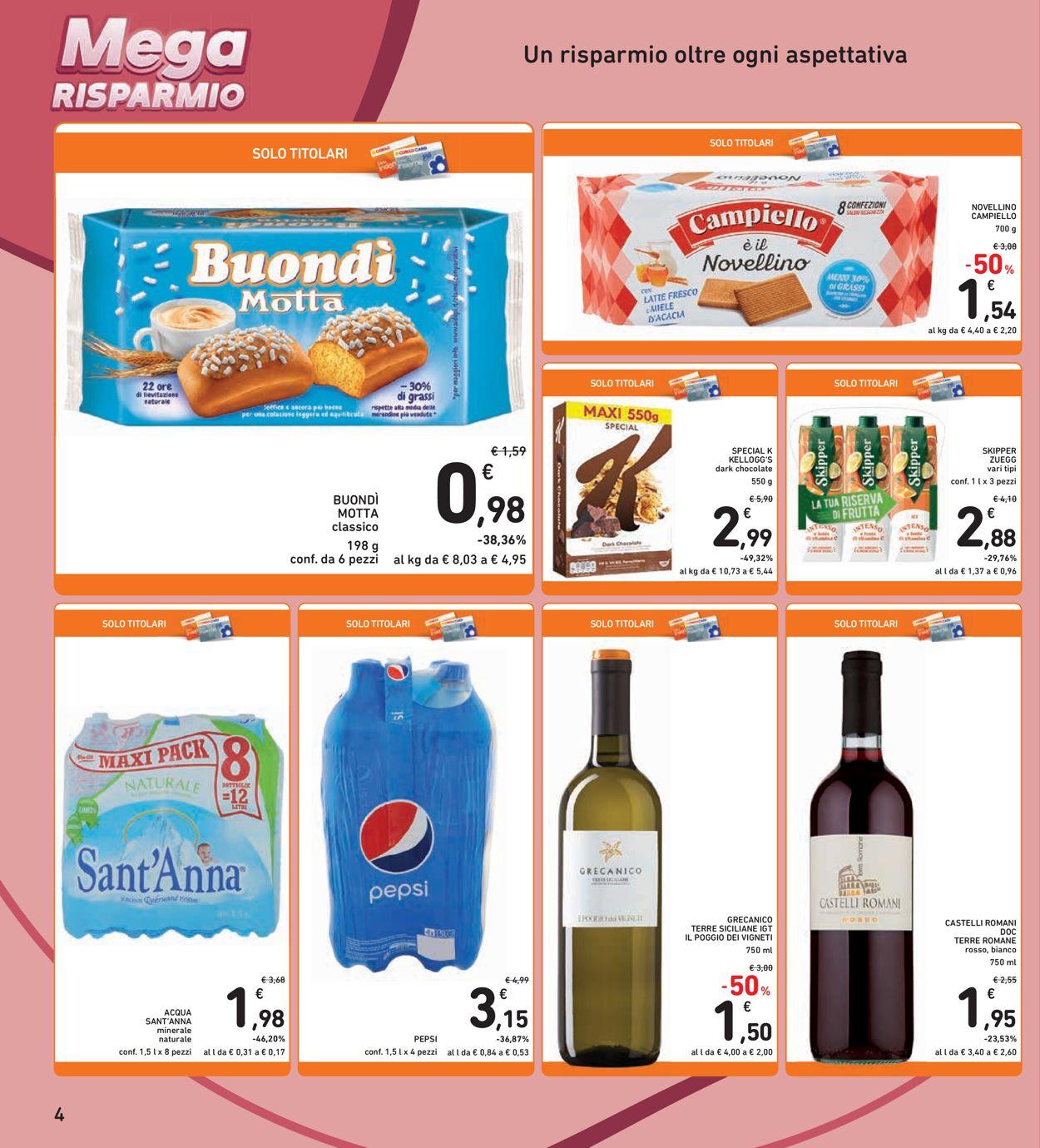 Volantino Conad - Offerte 09/06-20/06/2021 (Pagina 4)