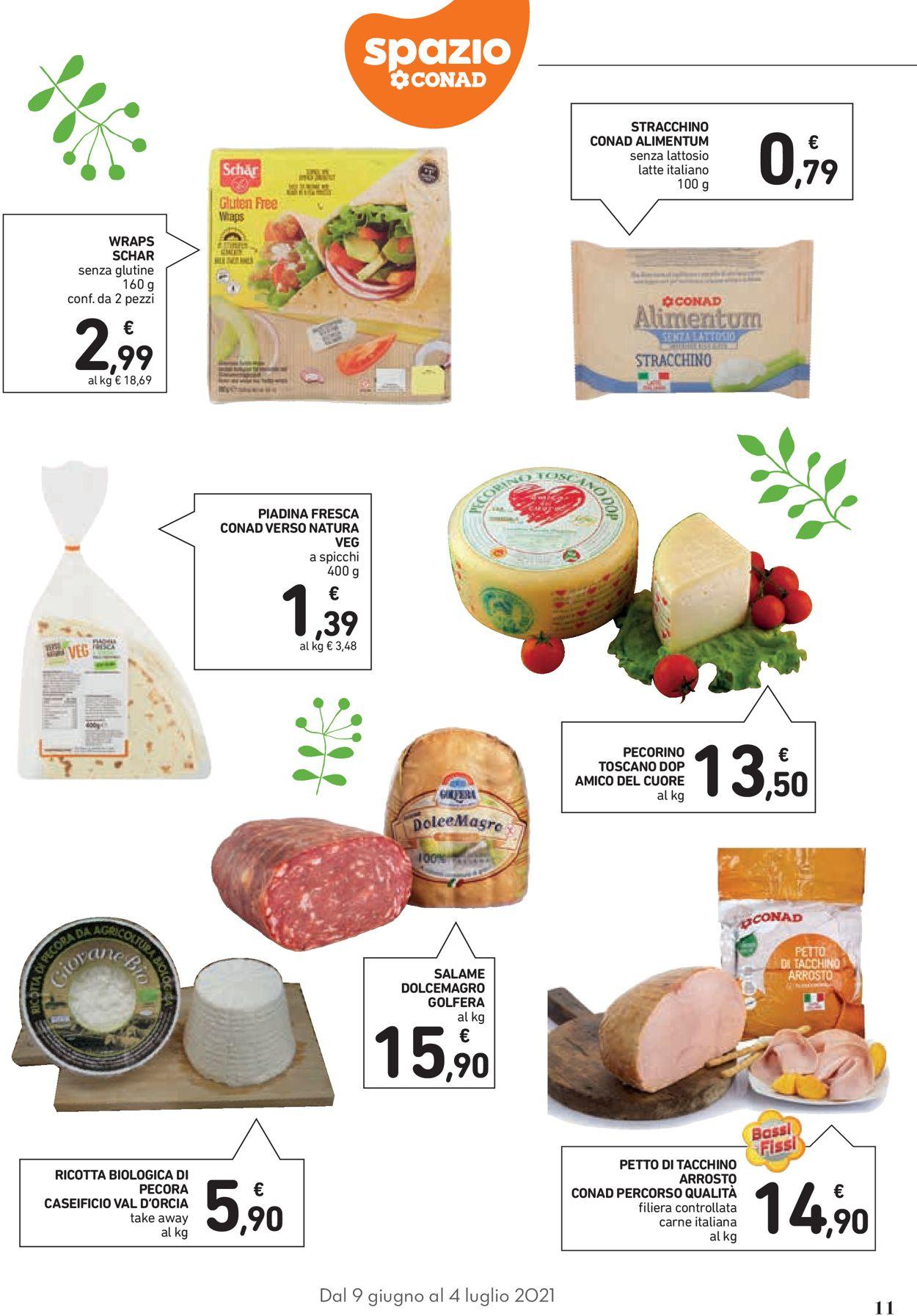 Volantino Conad - Offerte 09/06-04/07/2021 (Pagina 11)