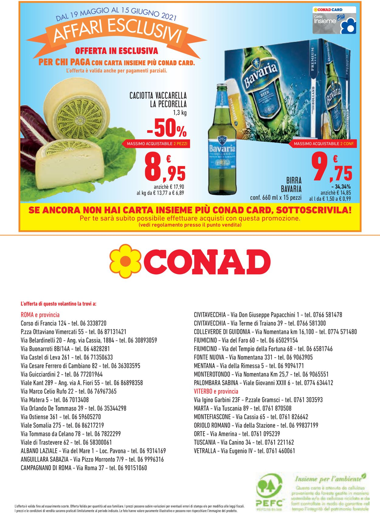 Volantino Conad - Offerte 19/05-15/06/2021 (Pagina 12)
