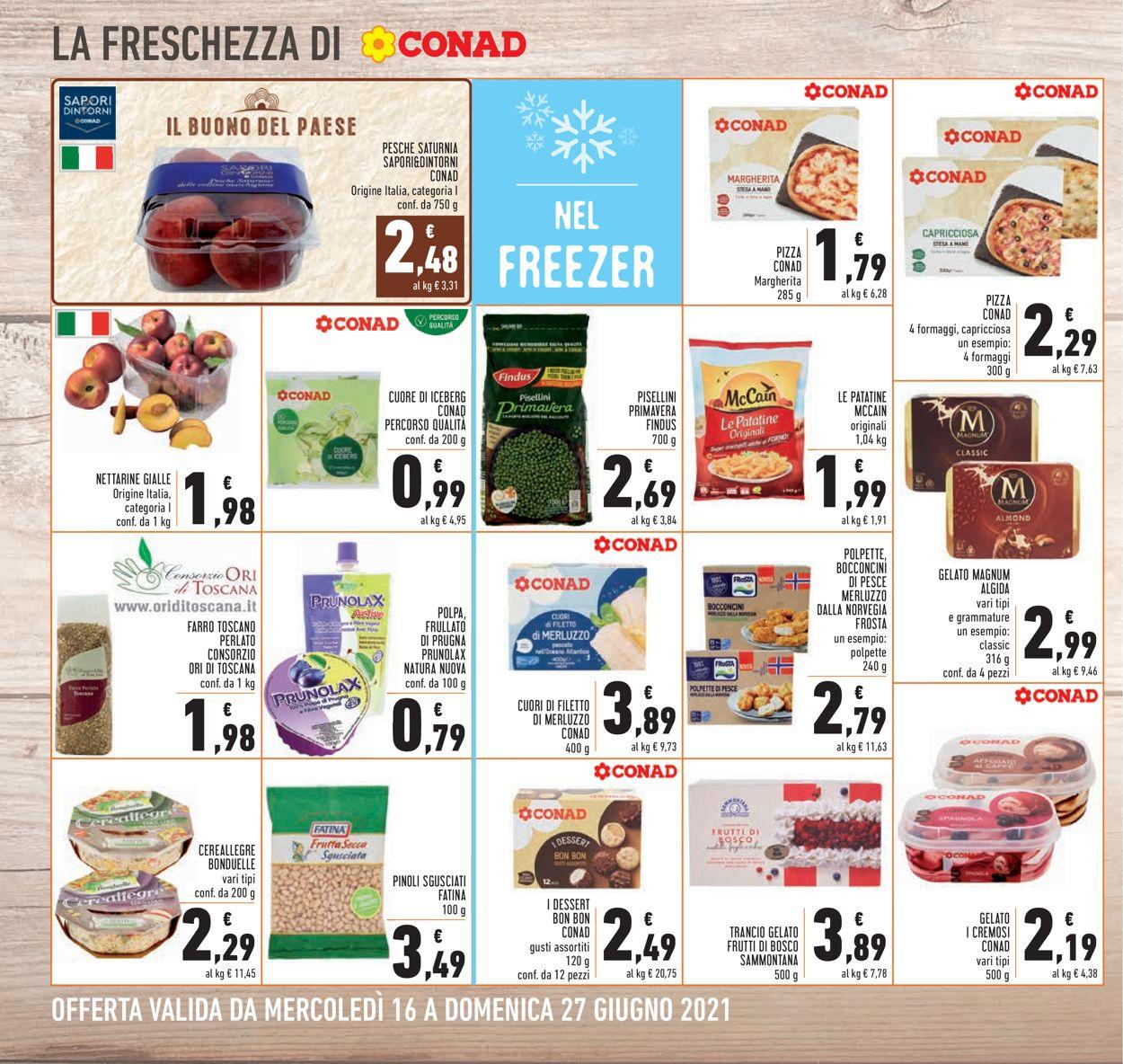 Volantino Conad - Offerte 16/06-27/06/2021 (Pagina 8)