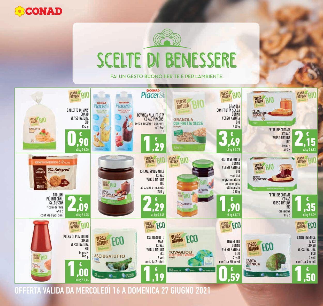 Volantino Conad - Offerte 16/06-27/06/2021 (Pagina 14)