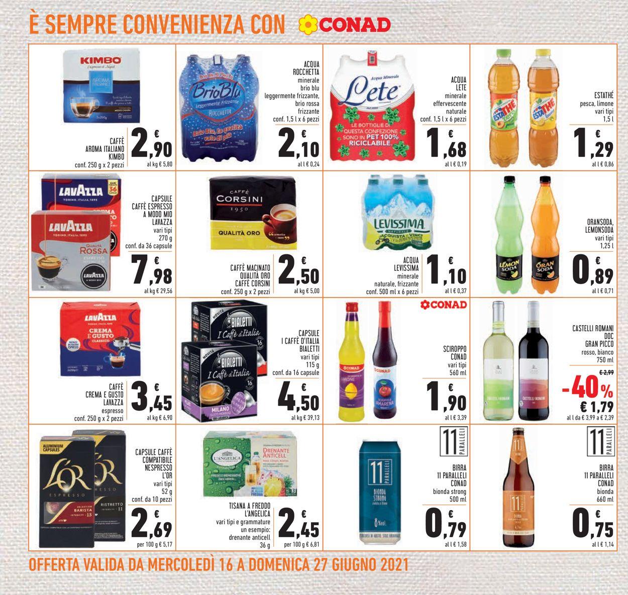 Volantino Conad - Offerte 16/06-27/06/2021 (Pagina 18)