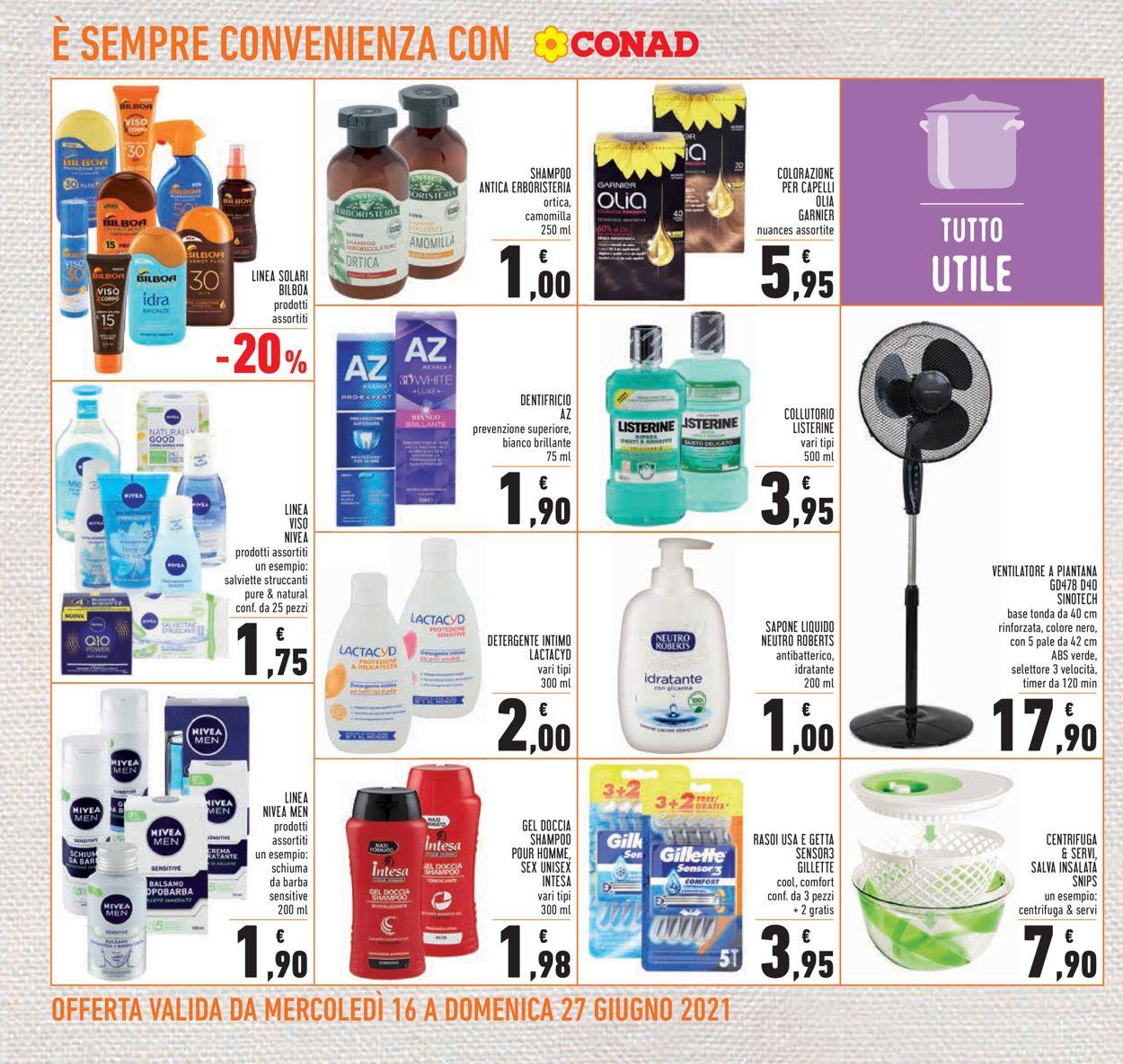 Volantino Conad - Offerte 16/06-27/06/2021 (Pagina 22)