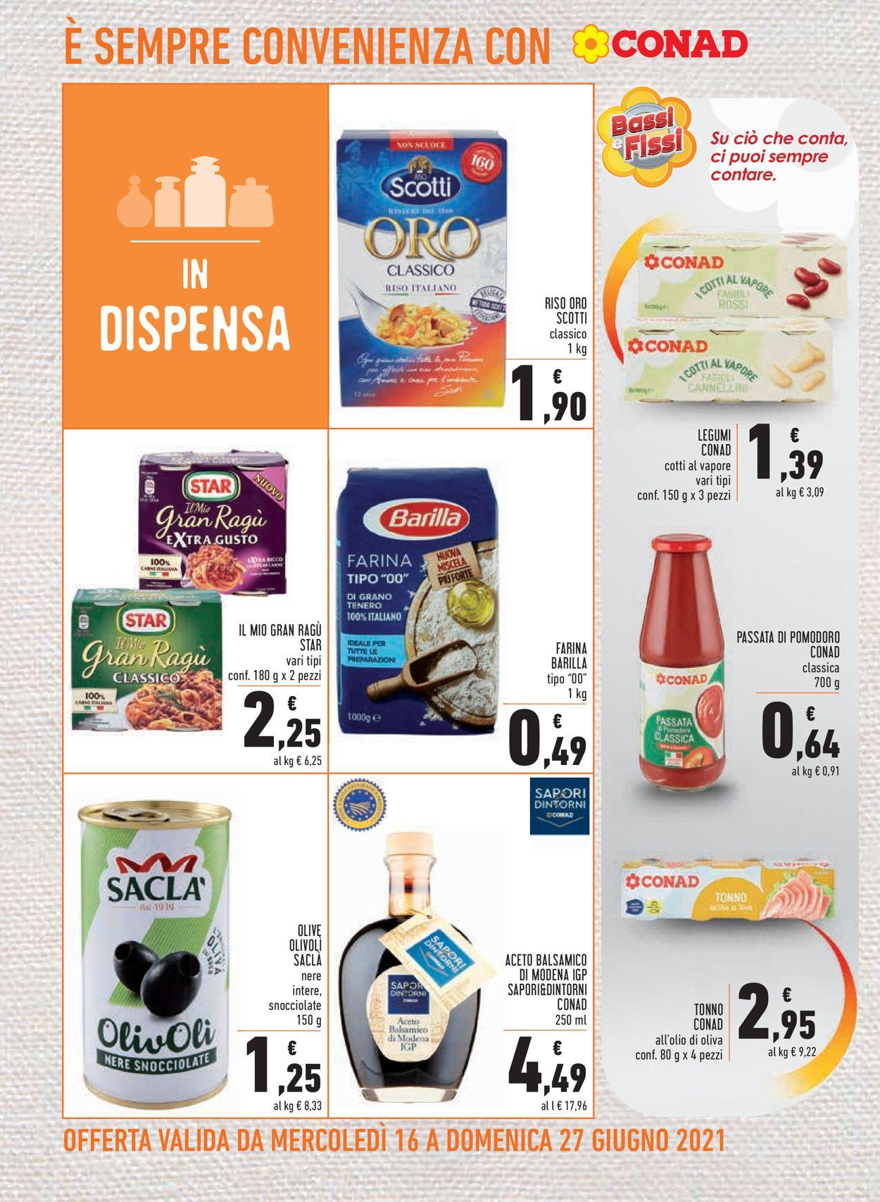 Volantino Conad - Offerte 16/06-27/06/2021 (Pagina 12)