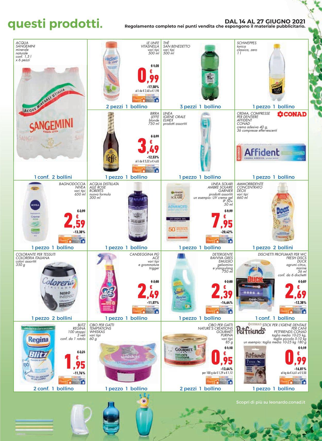 Volantino Conad - Offerte 16/06-27/06/2021 (Pagina 19)