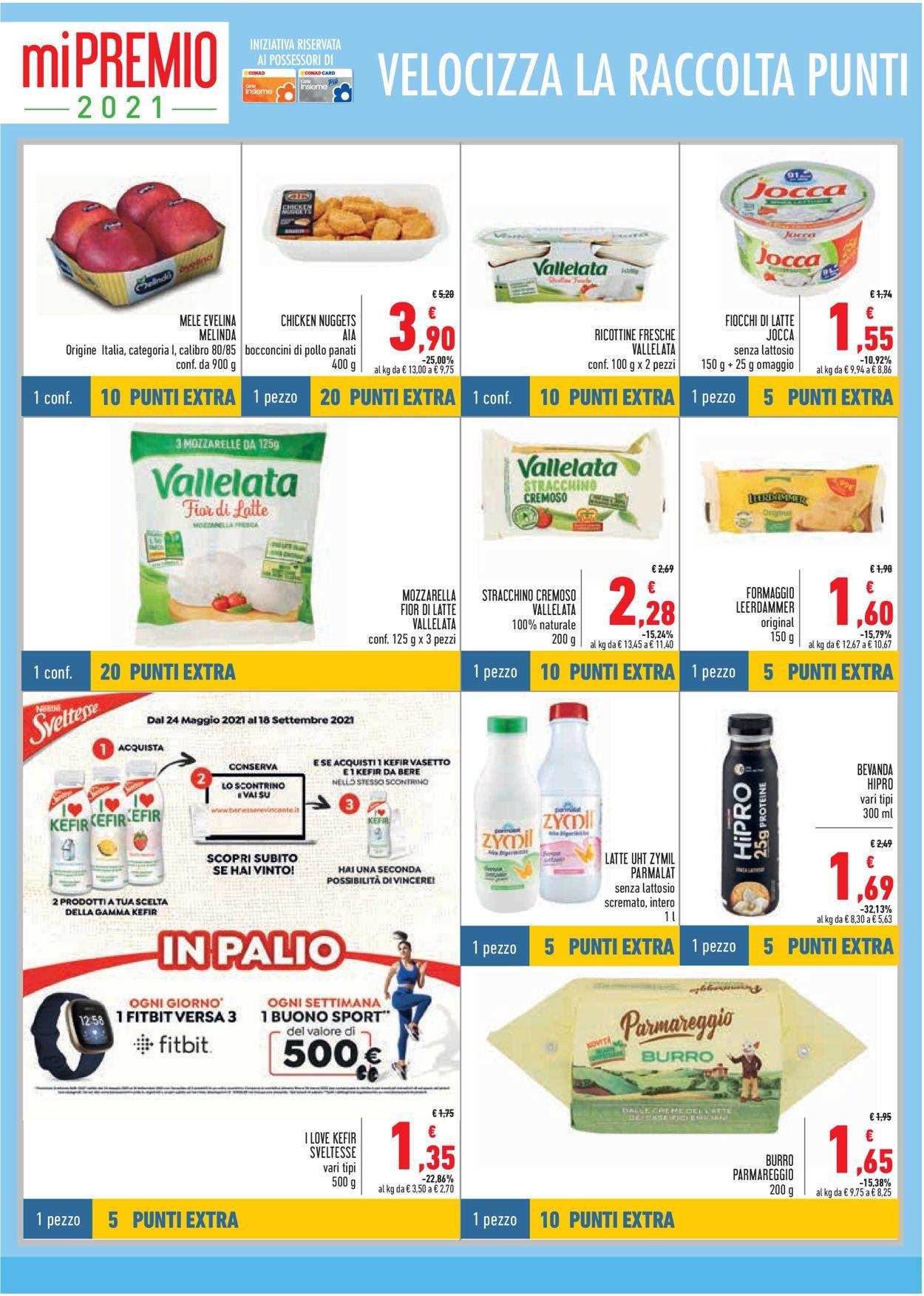 Volantino Conad - Offerte 16/06-13/07/2021 (Pagina 10)