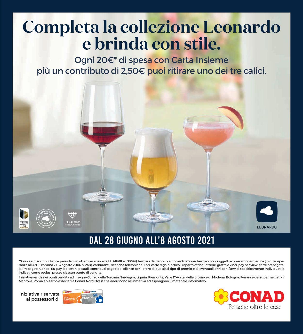 Volantino Conad - Offerte 21/06-04/07/2021 (Pagina 37)