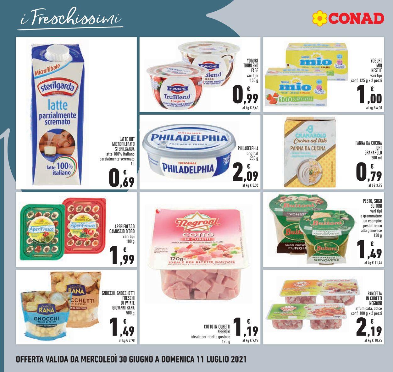Volantino Conad - Offerte 30/06-11/07/2021 (Pagina 10)