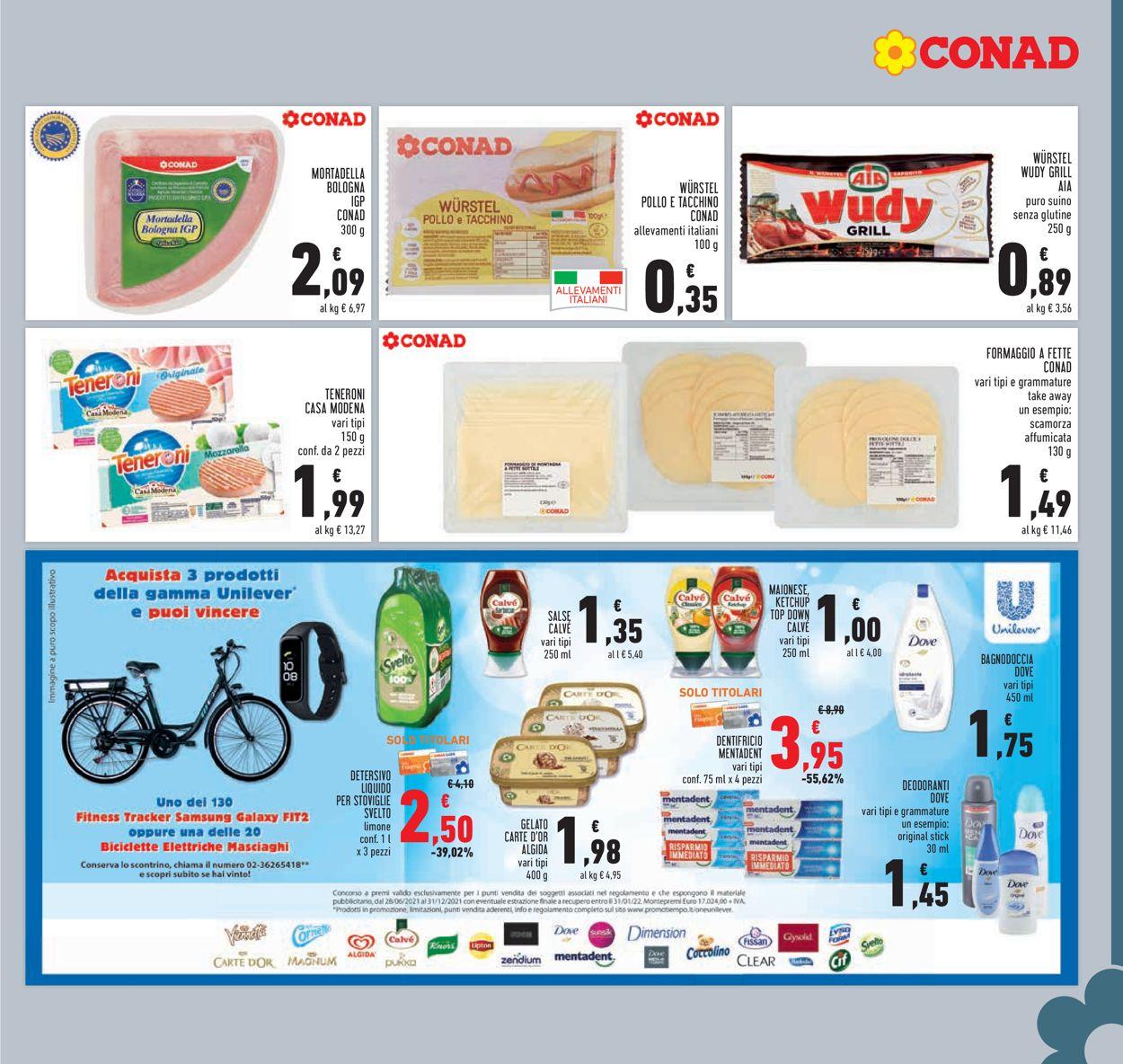 Volantino Conad - Offerte 30/06-11/07/2021 (Pagina 11)