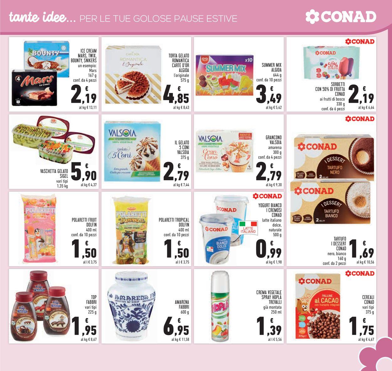 Volantino Conad - Offerte 30/06-11/07/2021 (Pagina 17)