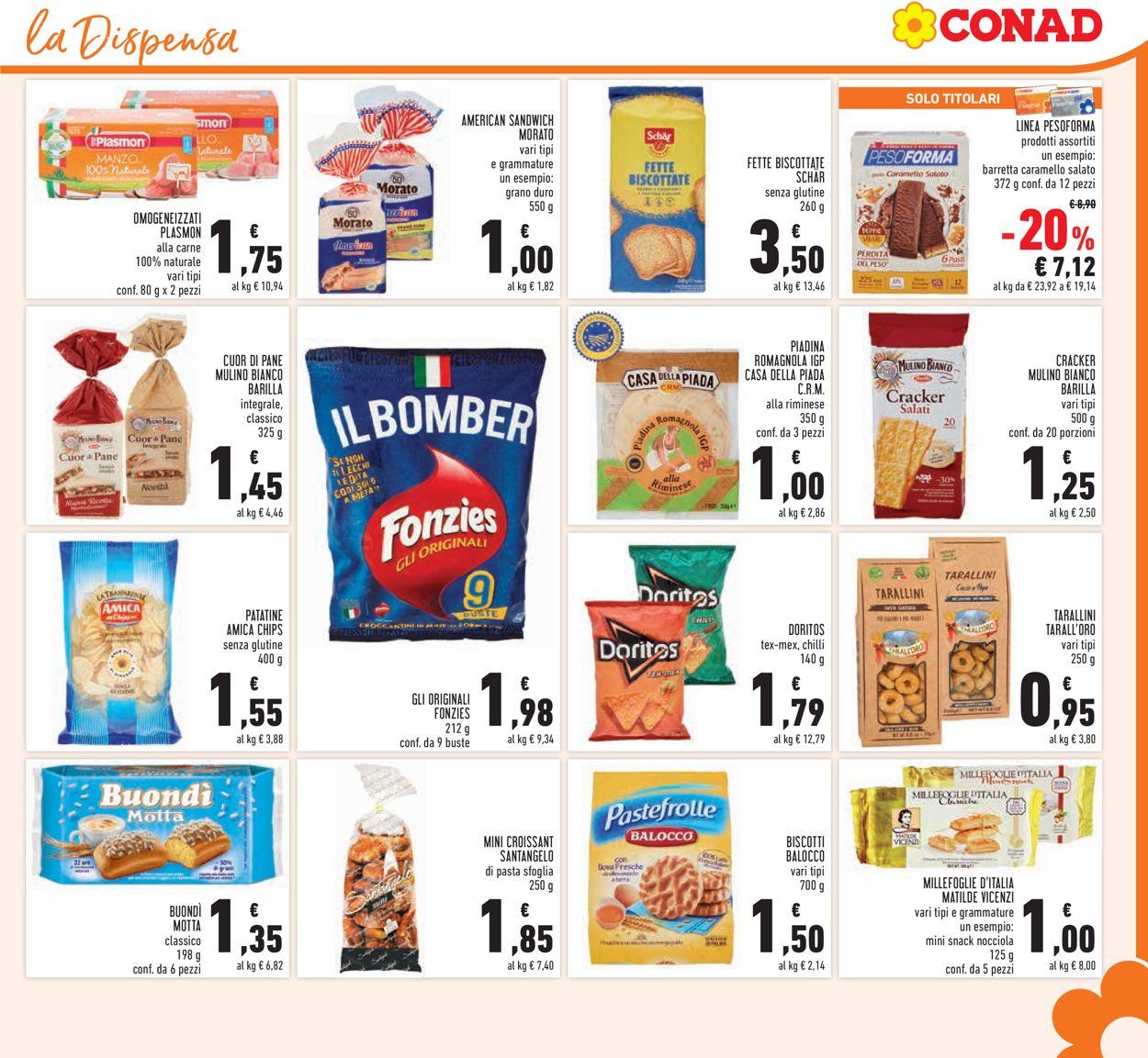 Volantino Conad - Offerte 30/06-11/07/2021 (Pagina 19)