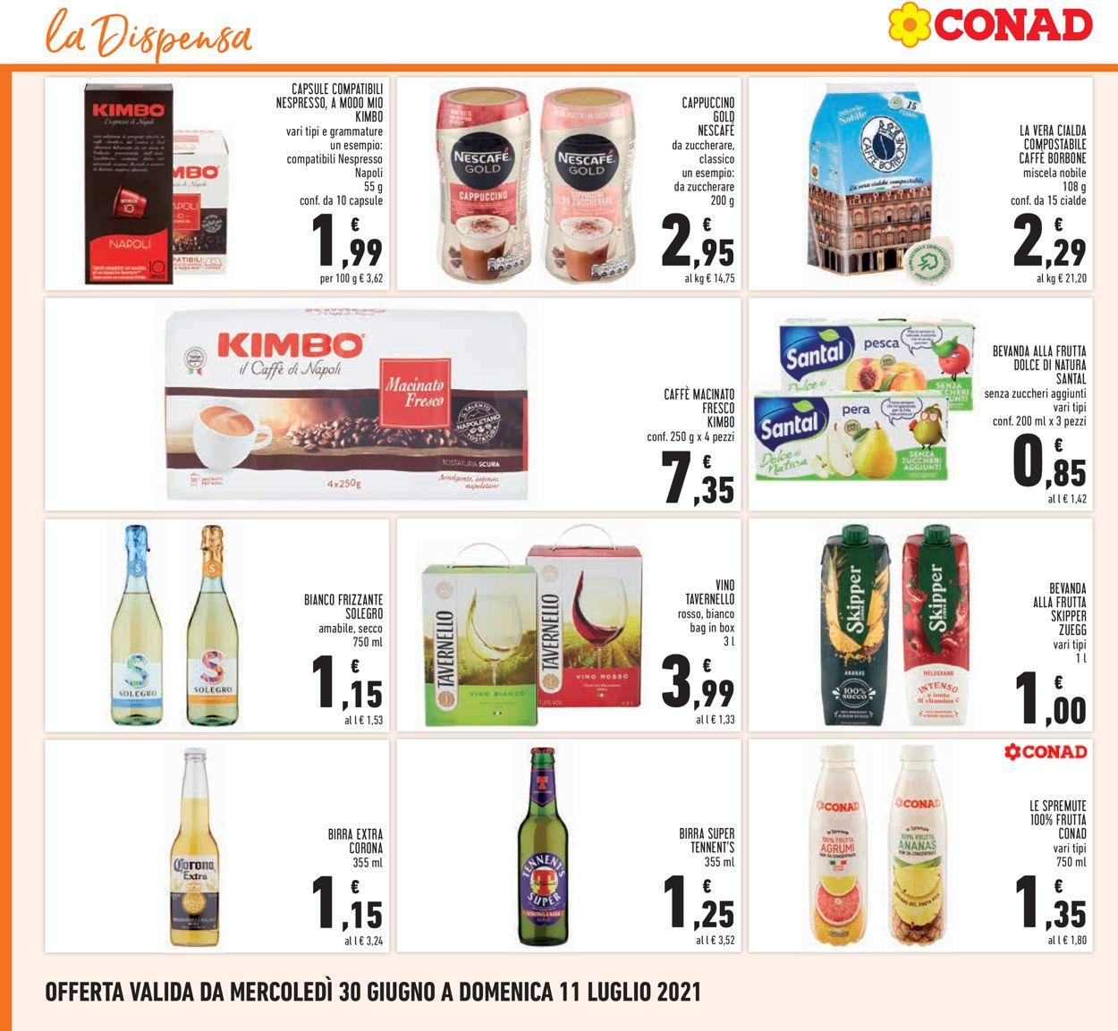 Volantino Conad - Offerte 30/06-11/07/2021 (Pagina 20)