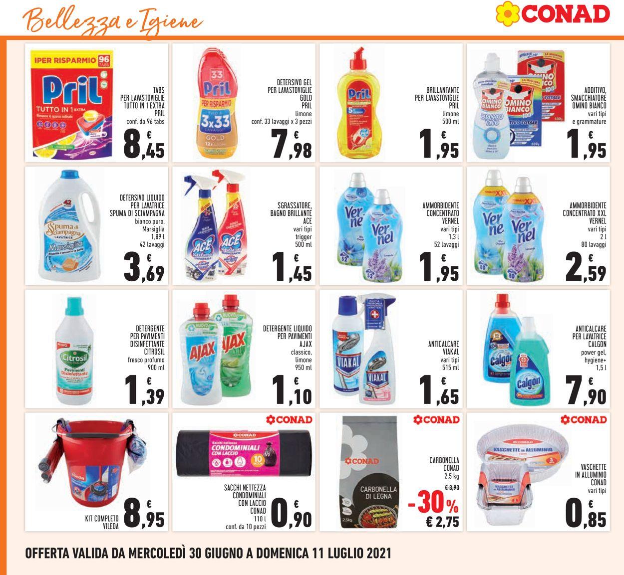 Volantino Conad - Offerte 30/06-11/07/2021 (Pagina 22)