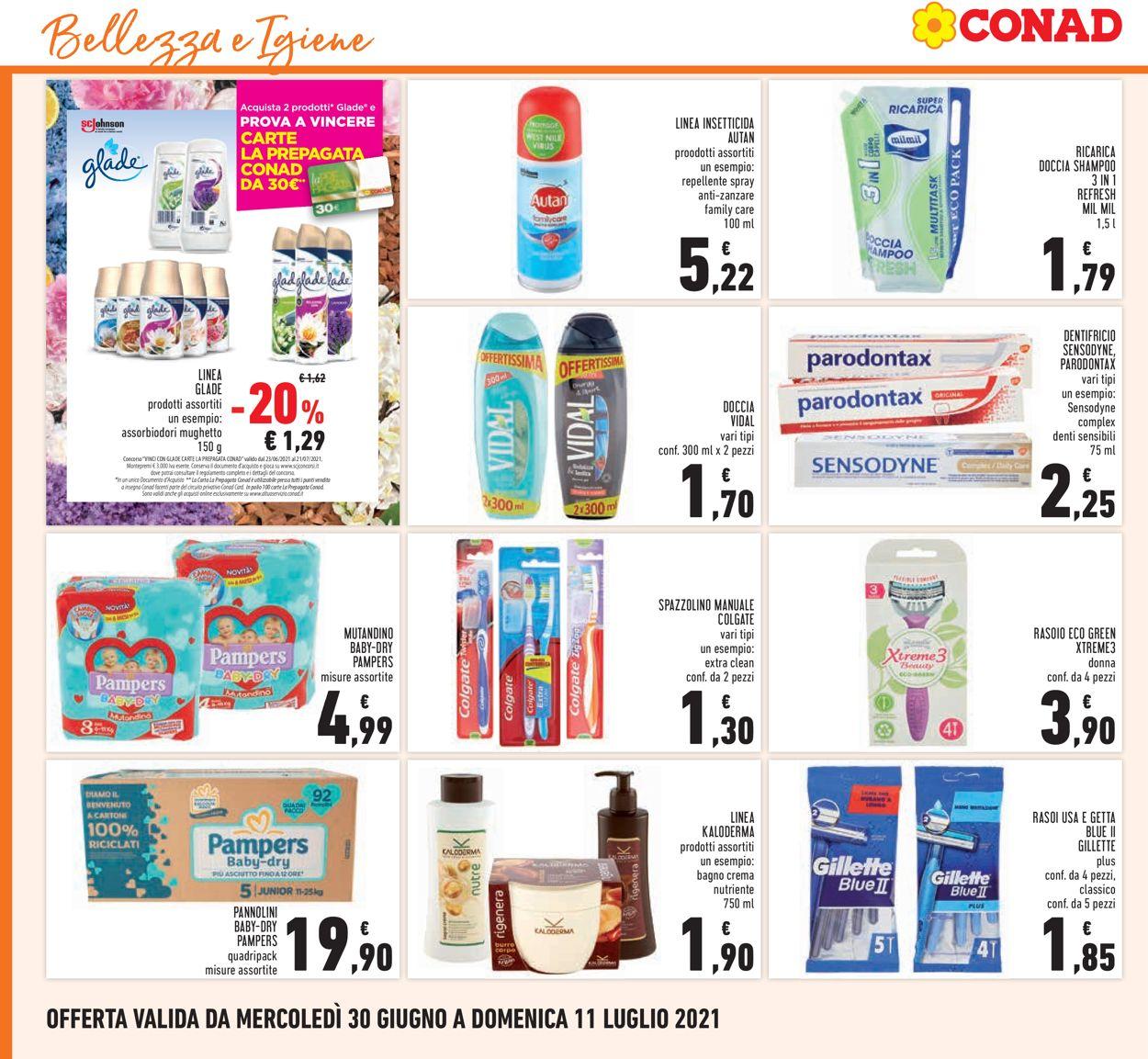 Volantino Conad - Offerte 30/06-11/07/2021 (Pagina 24)