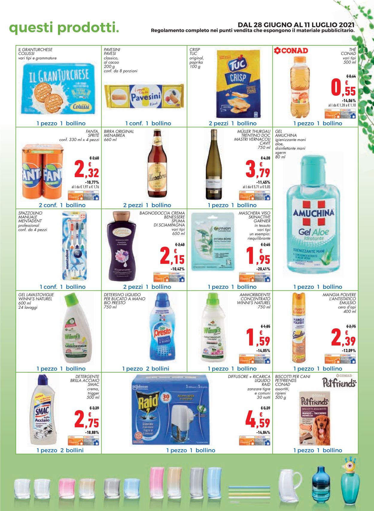 Volantino Conad - Offerte 01/07-14/07/2021 (Pagina 19)