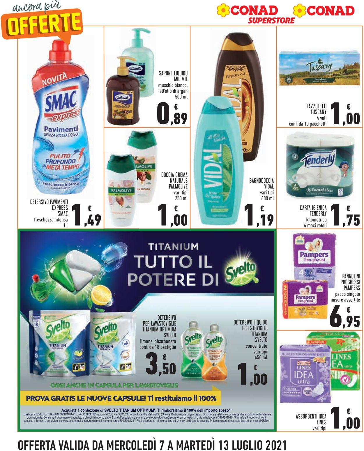 Volantino Conad - Offerte 07/07-13/07/2021 (Pagina 8)