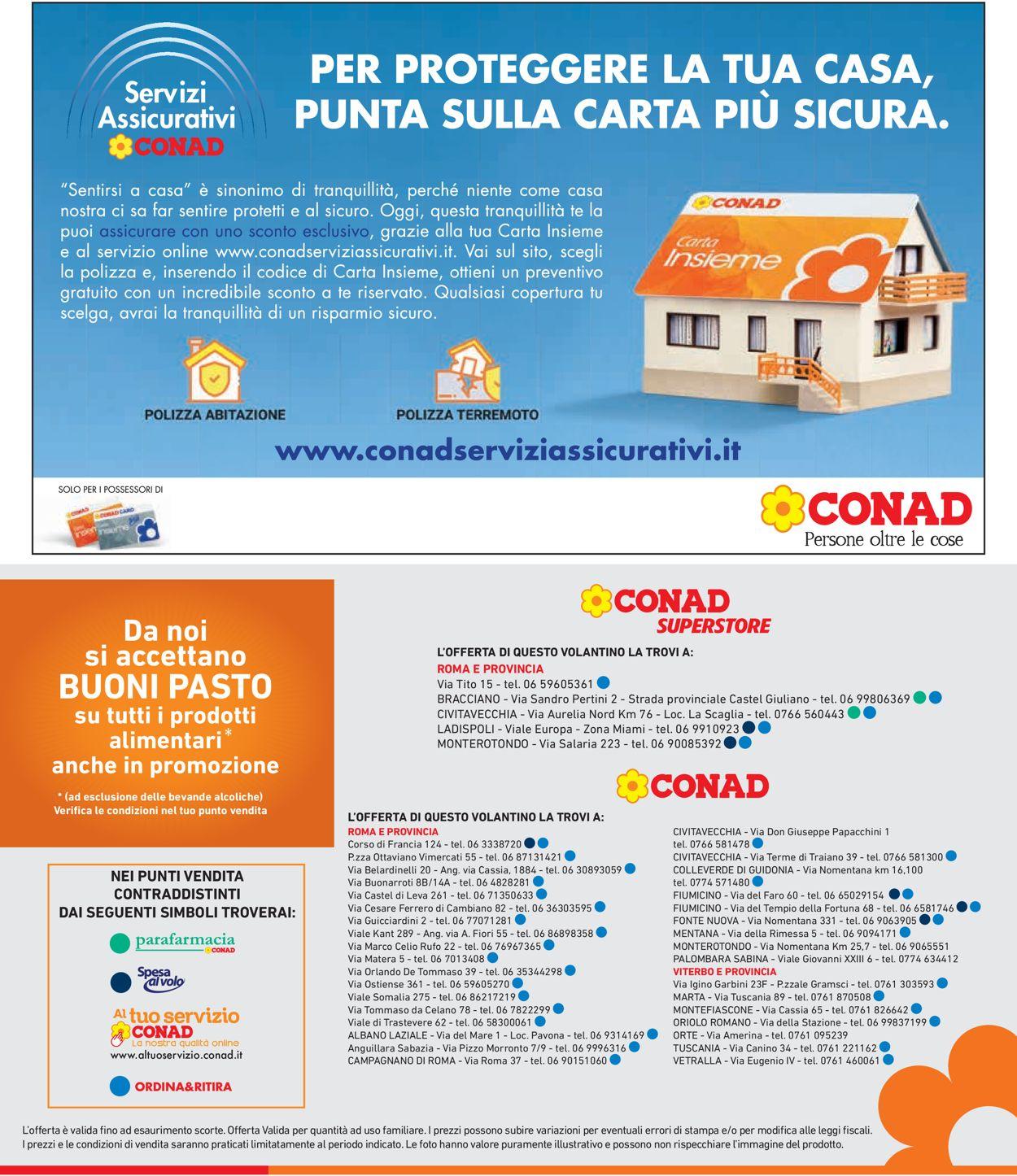 Volantino Conad - Offerte 07/07-13/07/2021 (Pagina 11)
