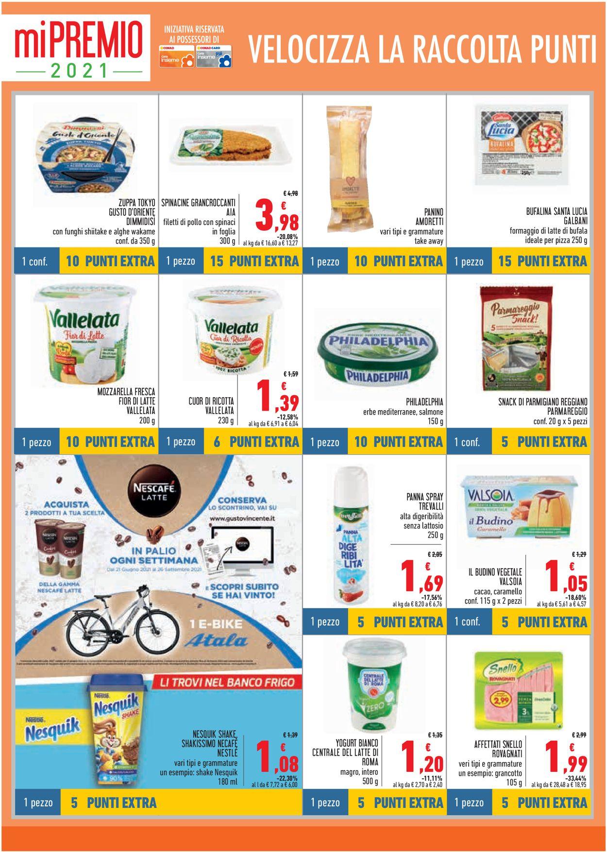 Volantino Conad - Offerte 16/06-13/07/2021 (Pagina 4)