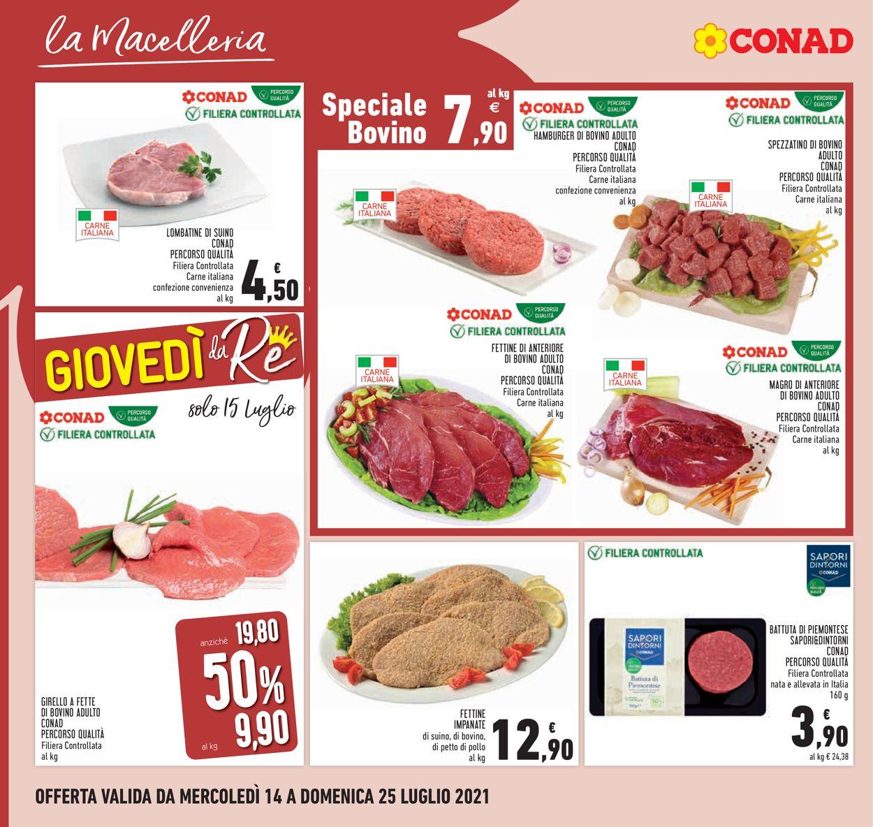 Volantino Conad - Offerte 14/07-25/07/2021 (Pagina 2)