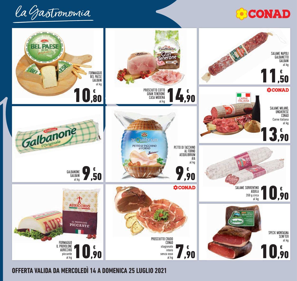 Volantino Conad - Offerte 14/07-25/07/2021 (Pagina 6)