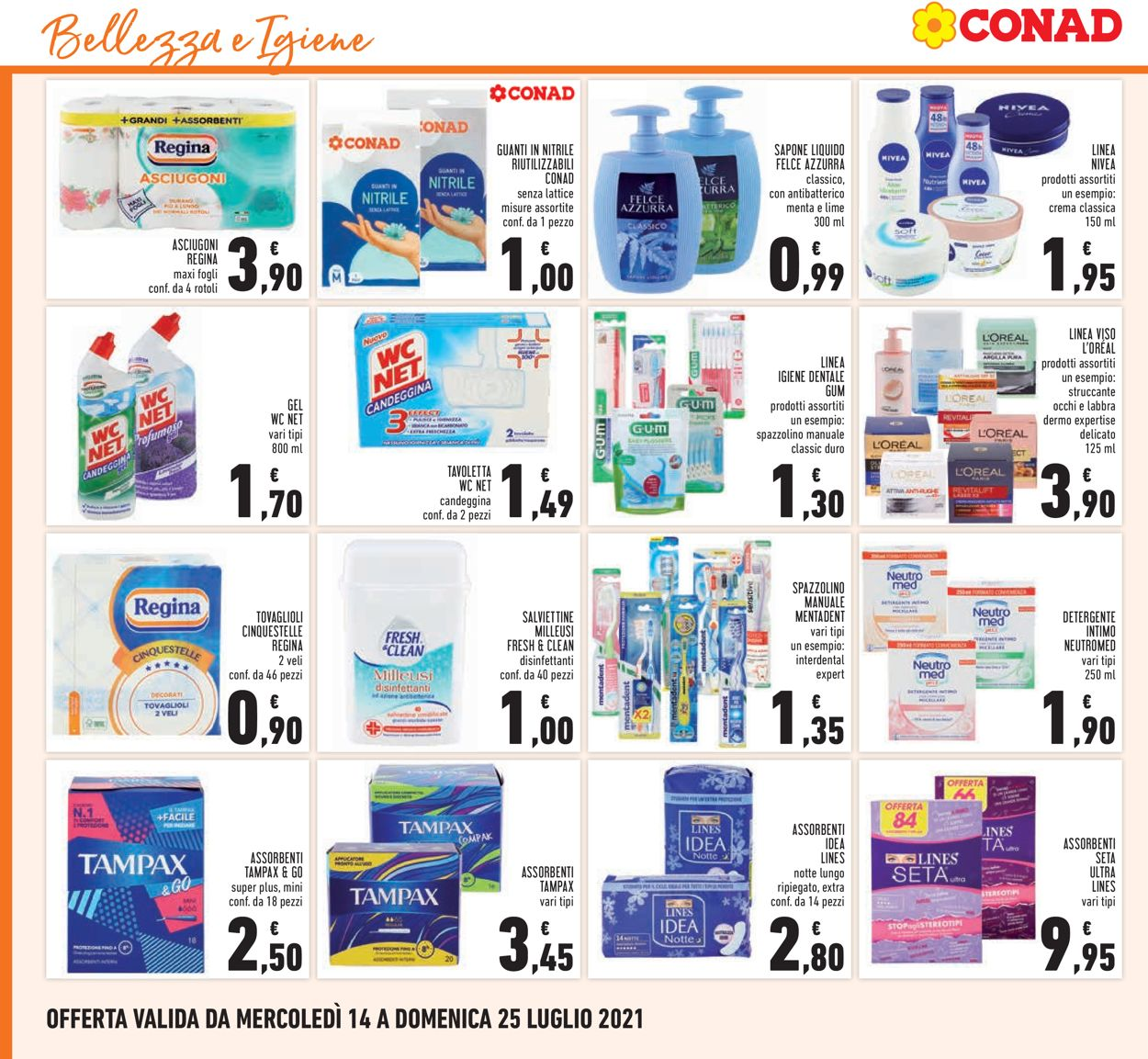 Volantino Conad - Offerte 14/07-25/07/2021 (Pagina 22)