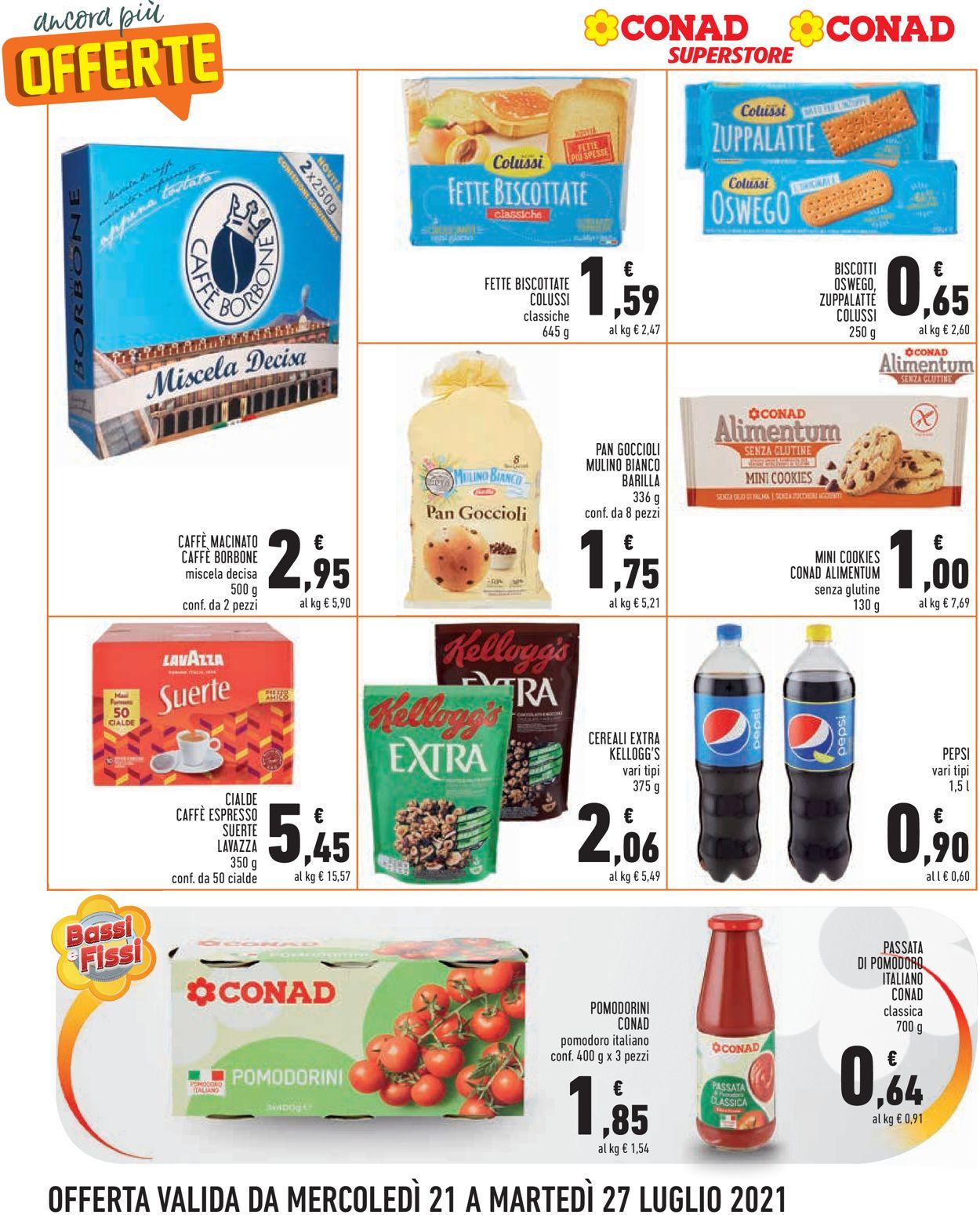 Volantino Conad - Offerte 21/07-27/07/2021 (Pagina 6)